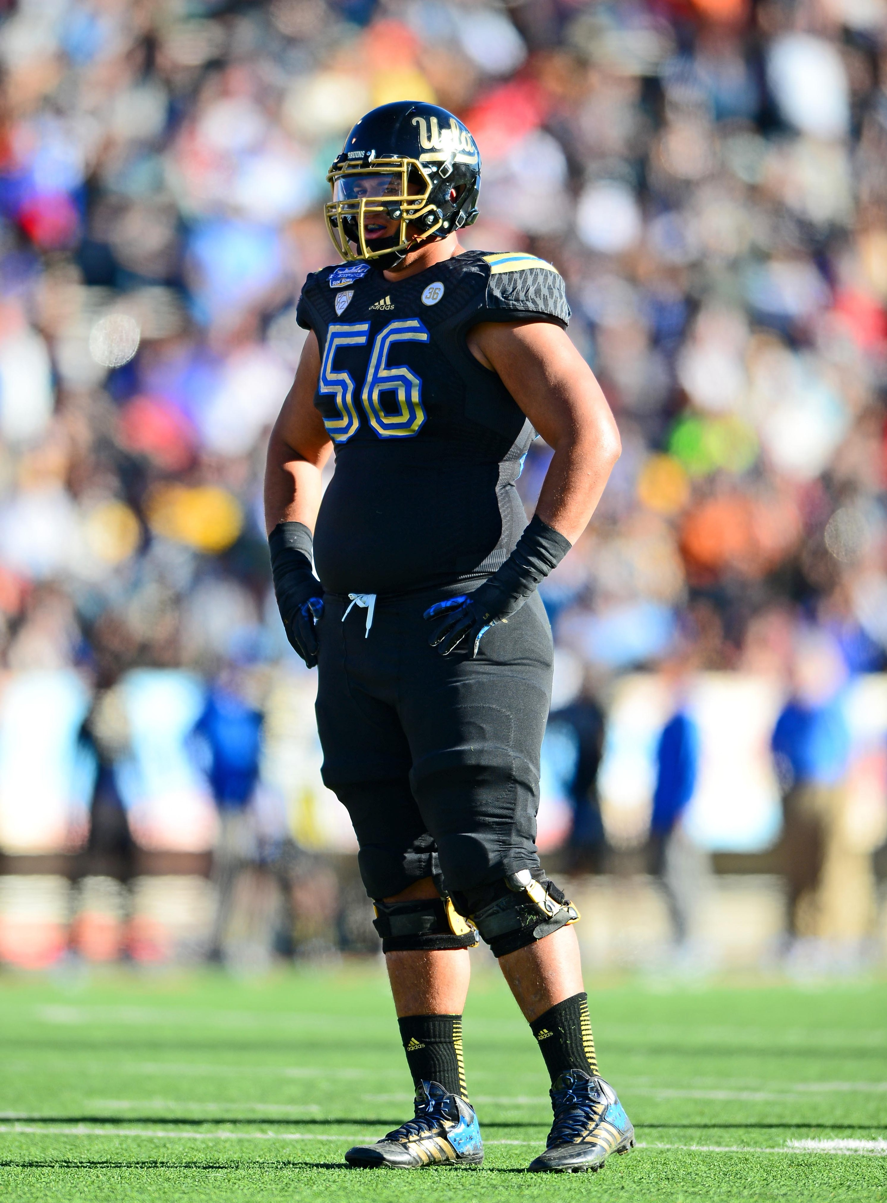 Xavier Su'a-Filo 2014 NFL Draft scouting report
