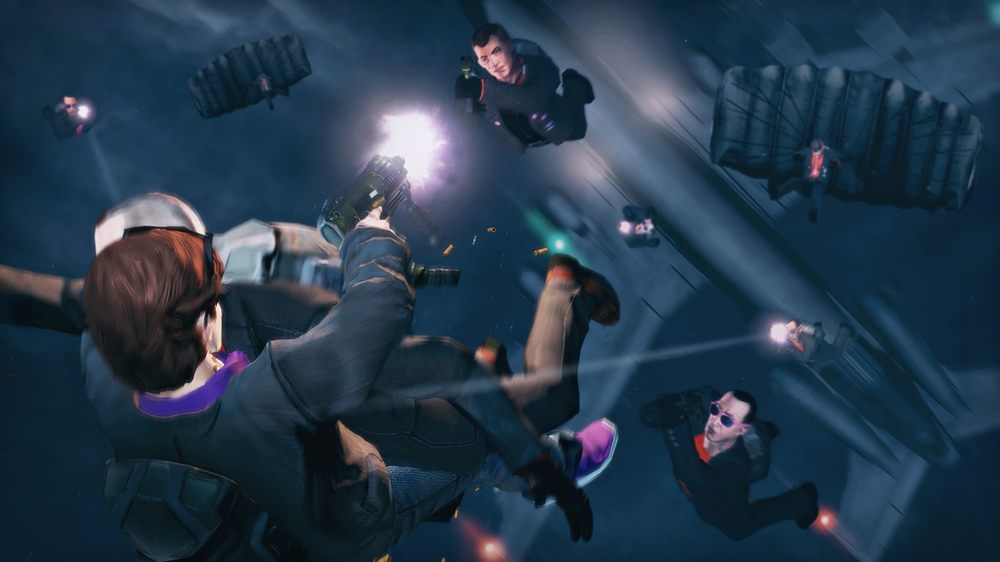 Saints Row: The Third, Dust: An Elysian Tail go free on Xbox 360 in May