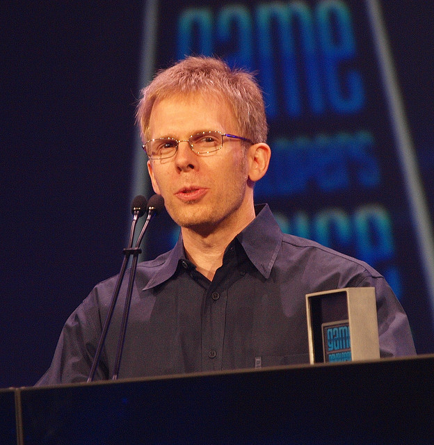 John Carmack is building a virtual reality comic book shop