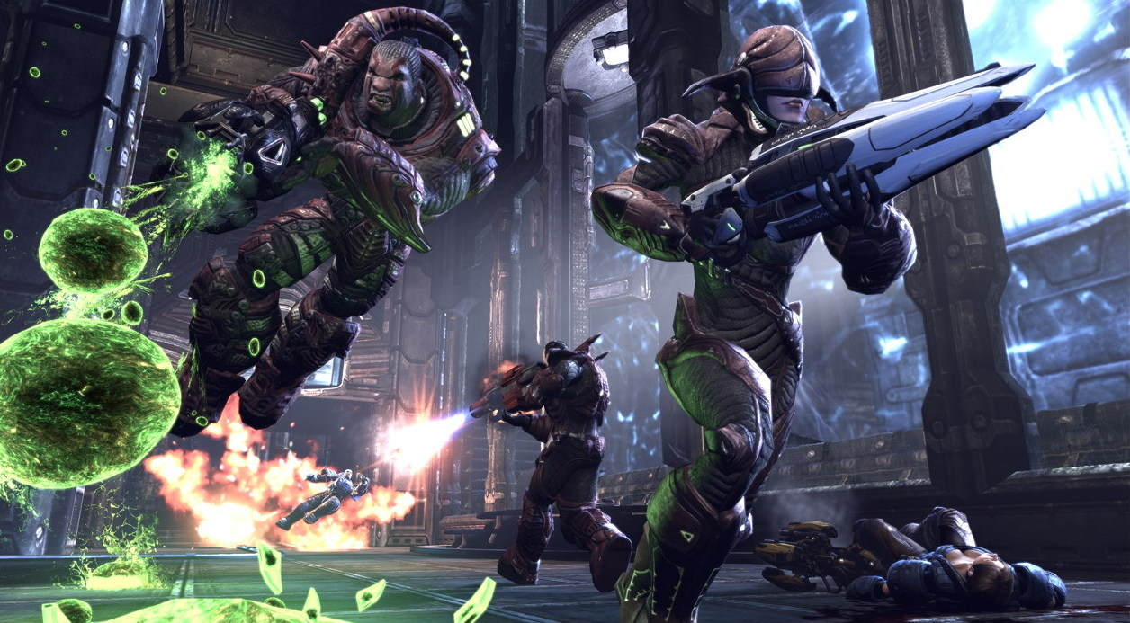 Unreal Tournament's future may be revealed next week