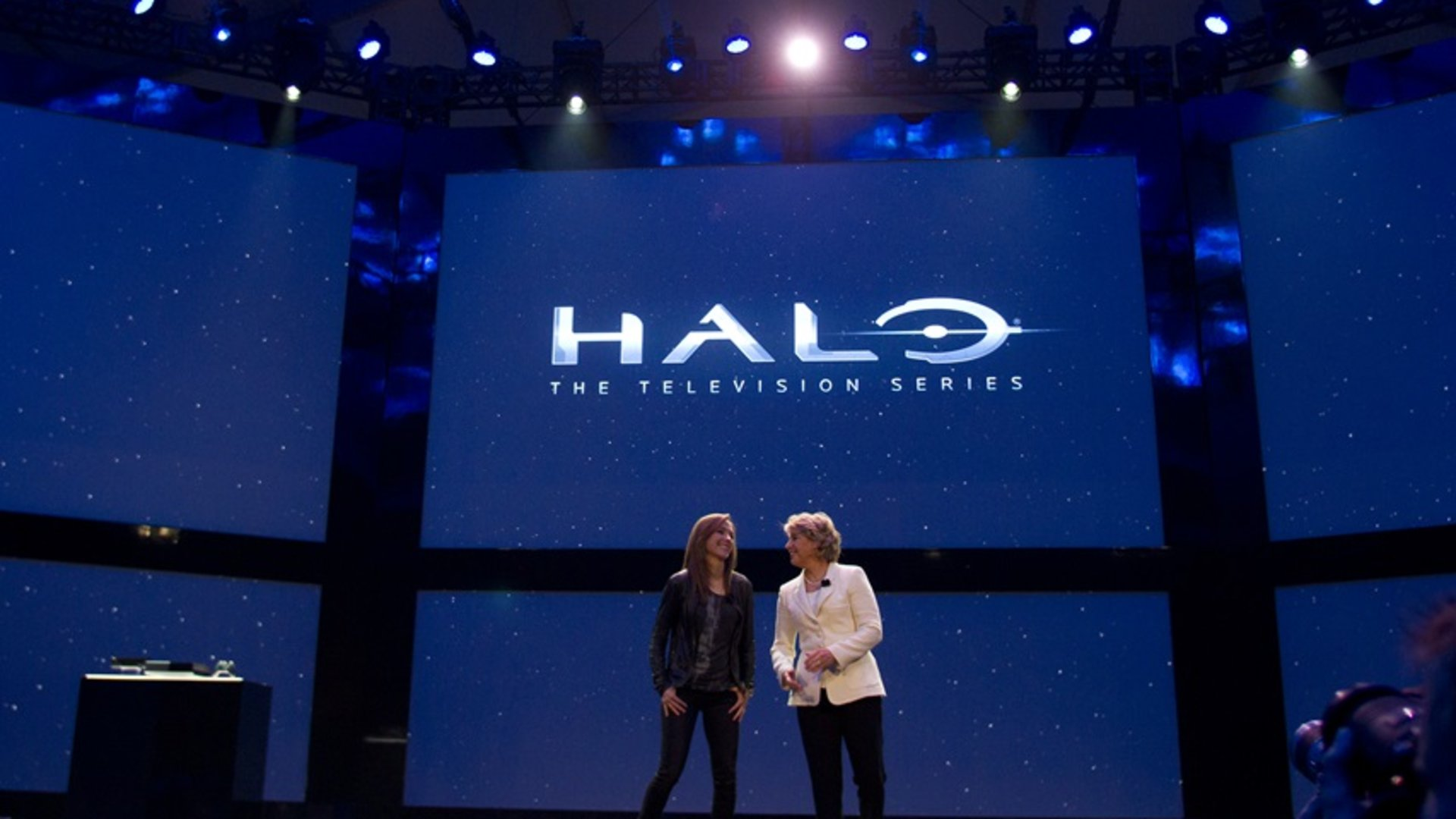 Report: Showtime close to Halo TV deal (update)