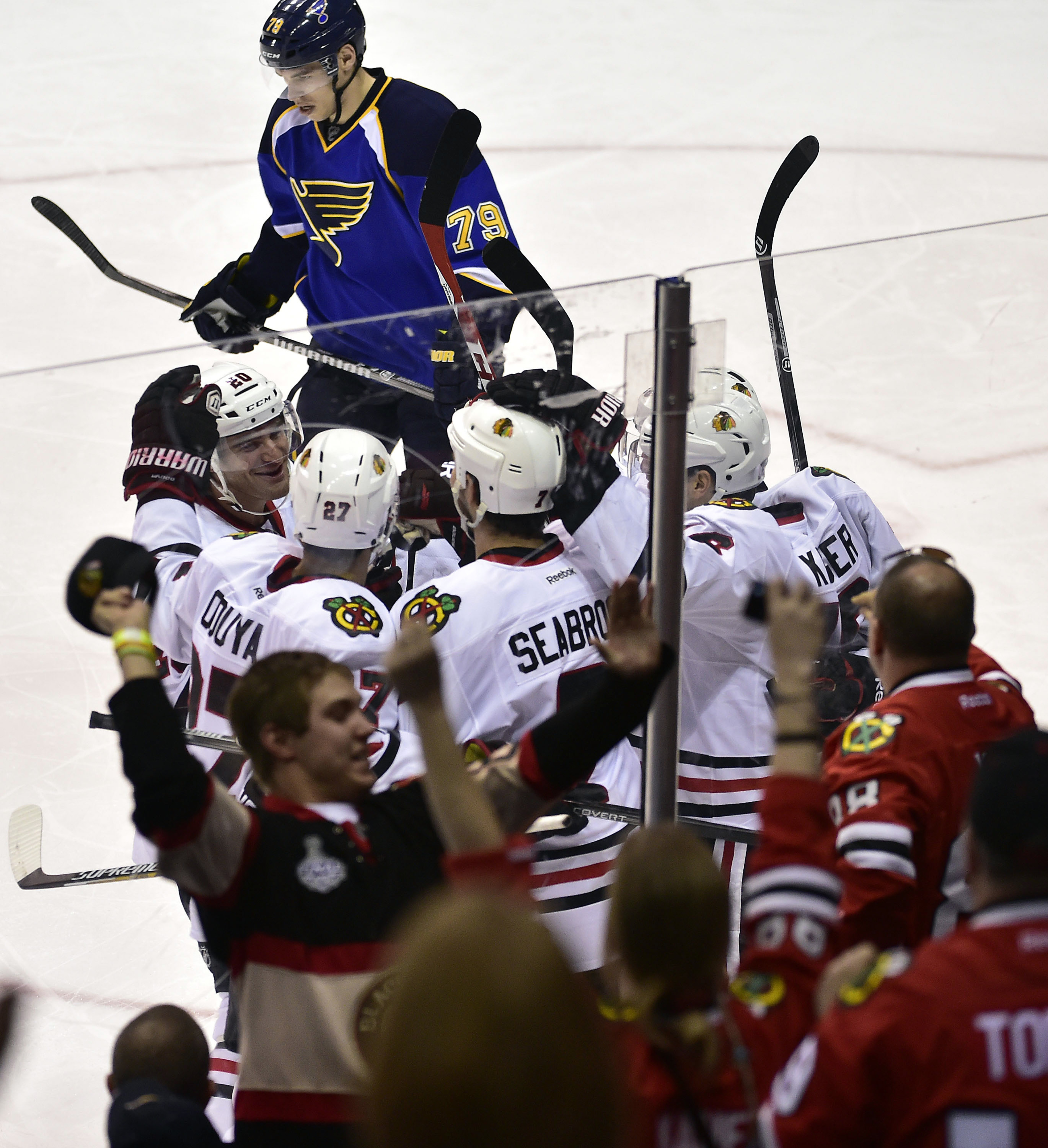 Stanley Cup playoffs: New format, realignment already paying off for NHL