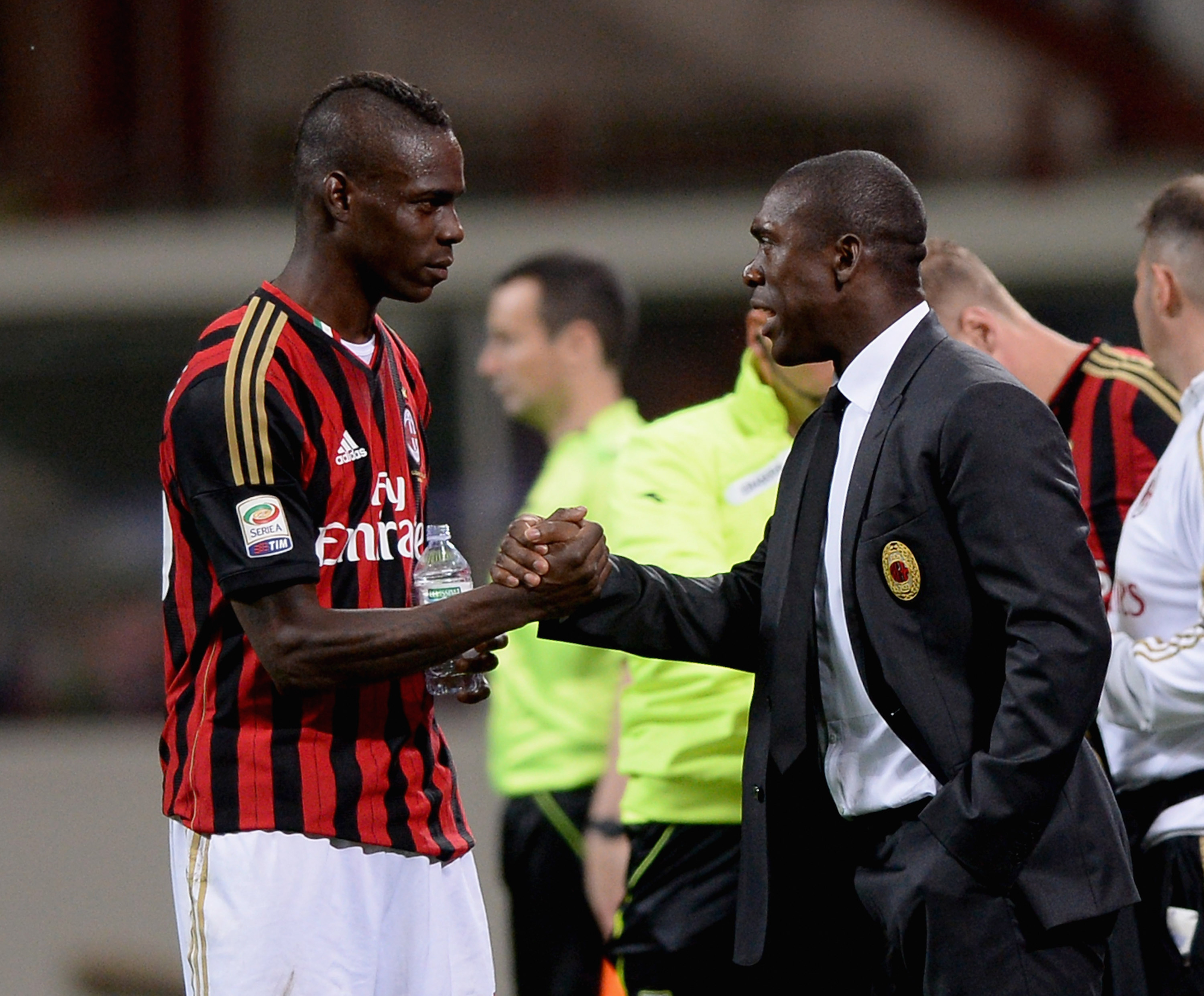 Could AC Milan regret letting Clarence Seedorf go?