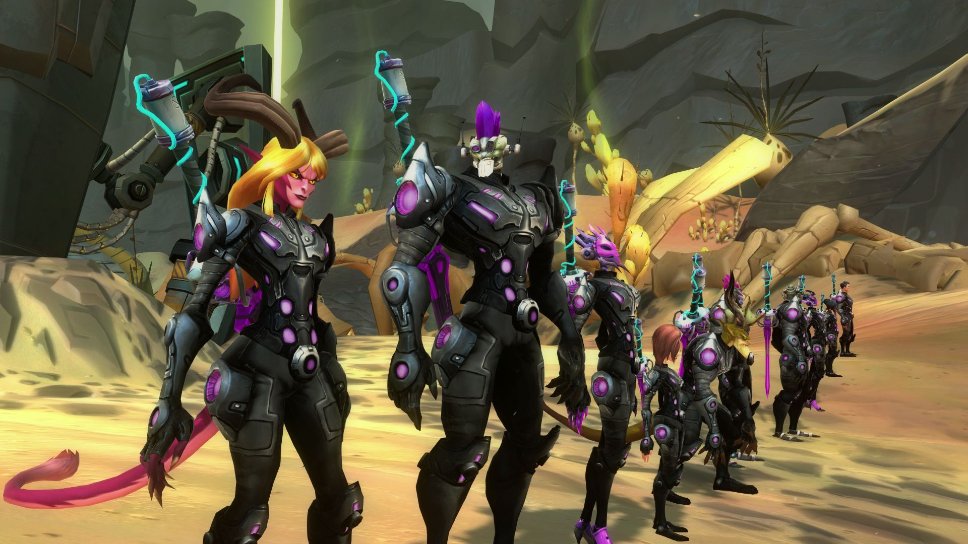 Wildstar heads into limited-time open beta May 8