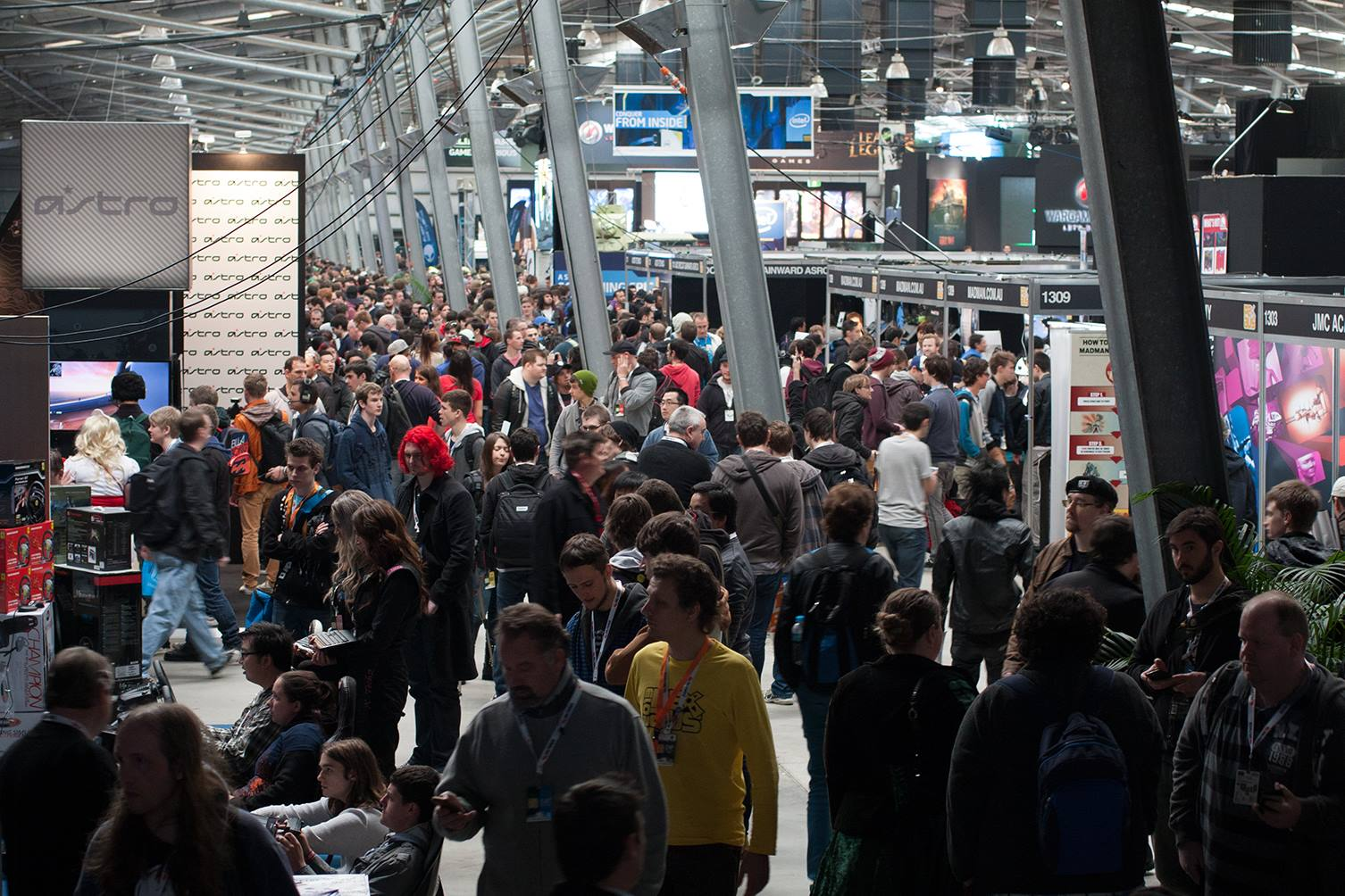 PAX Aus 2014 Indie Showcase submissions open