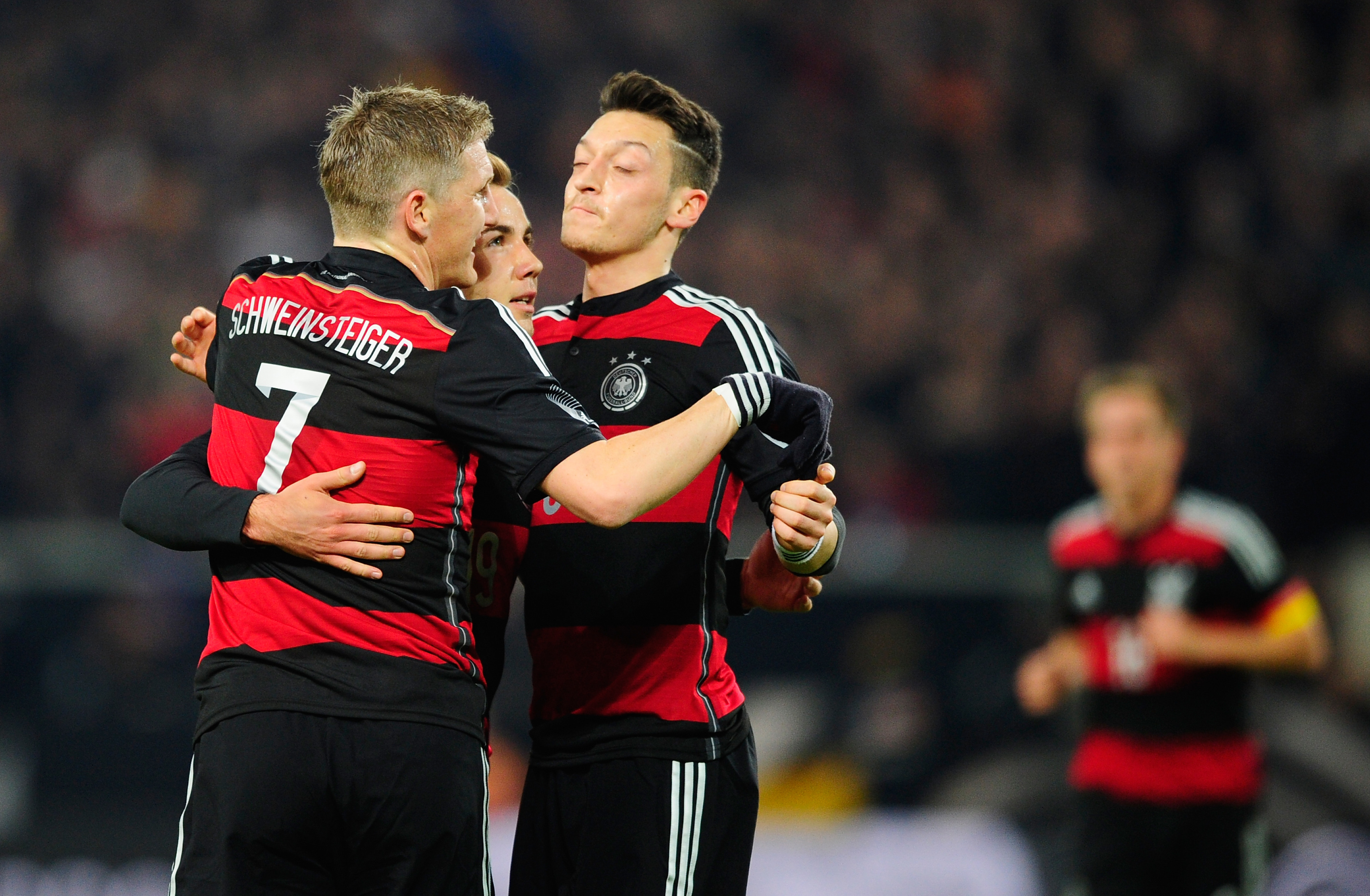 Germany name provisional 30-man World Cup squad