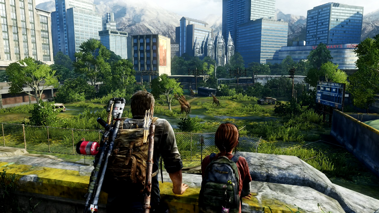 The Last of Us on PS4 will use cutscene-resolution character models