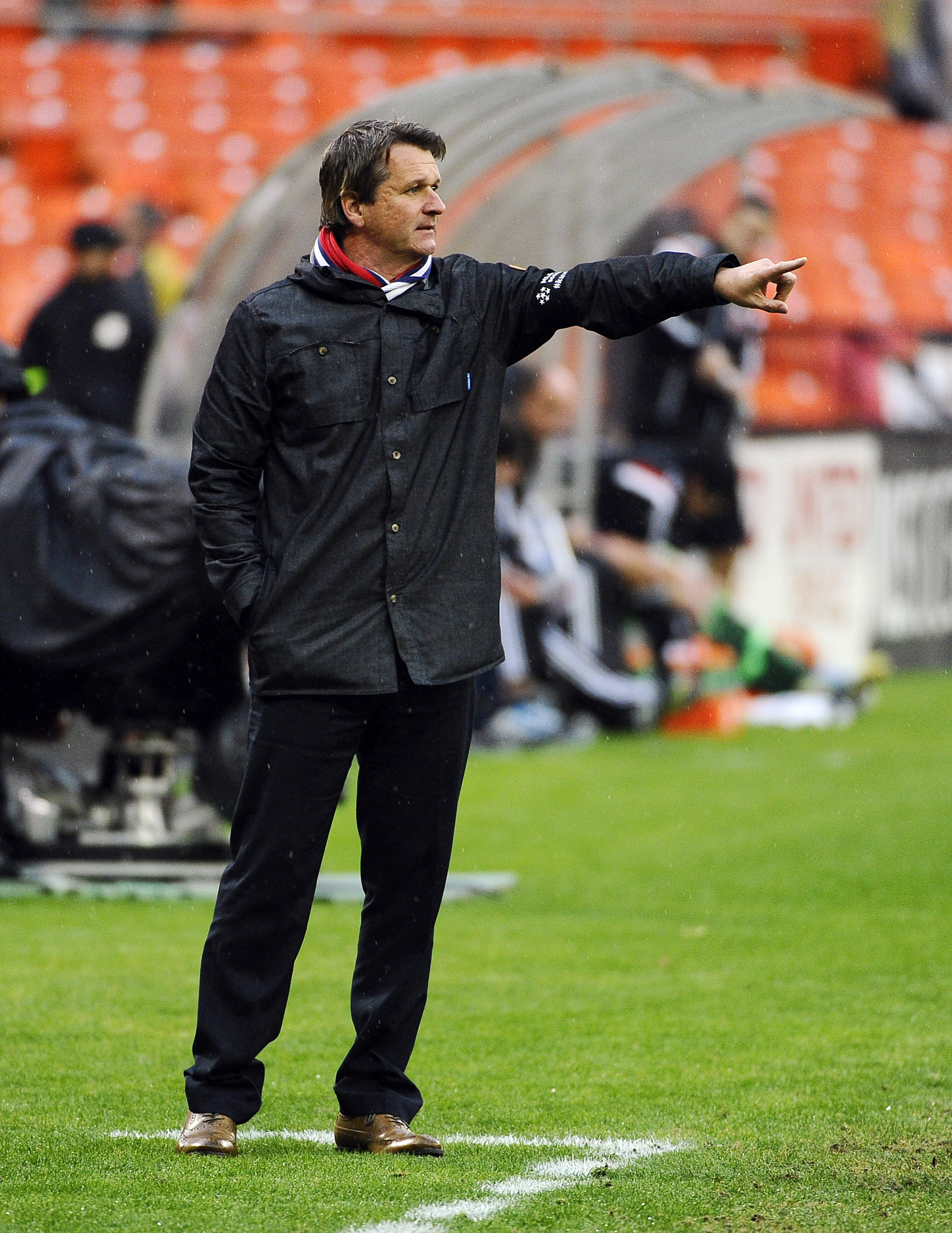 Fire Gaffer looks to right the ship