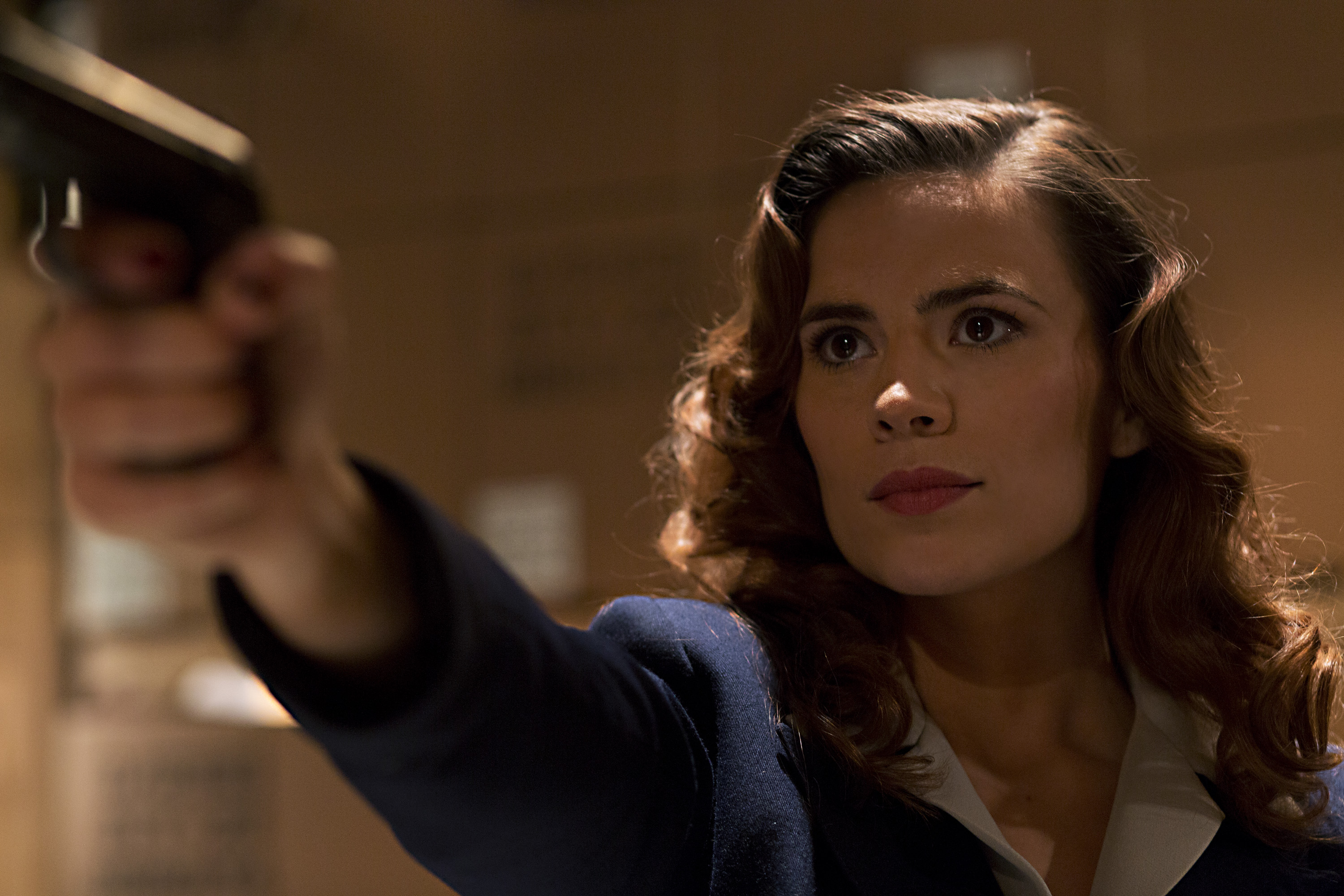 'Marvel's Agents of SHIELD' gets a second season, 'Agent Carter' coming to ABC