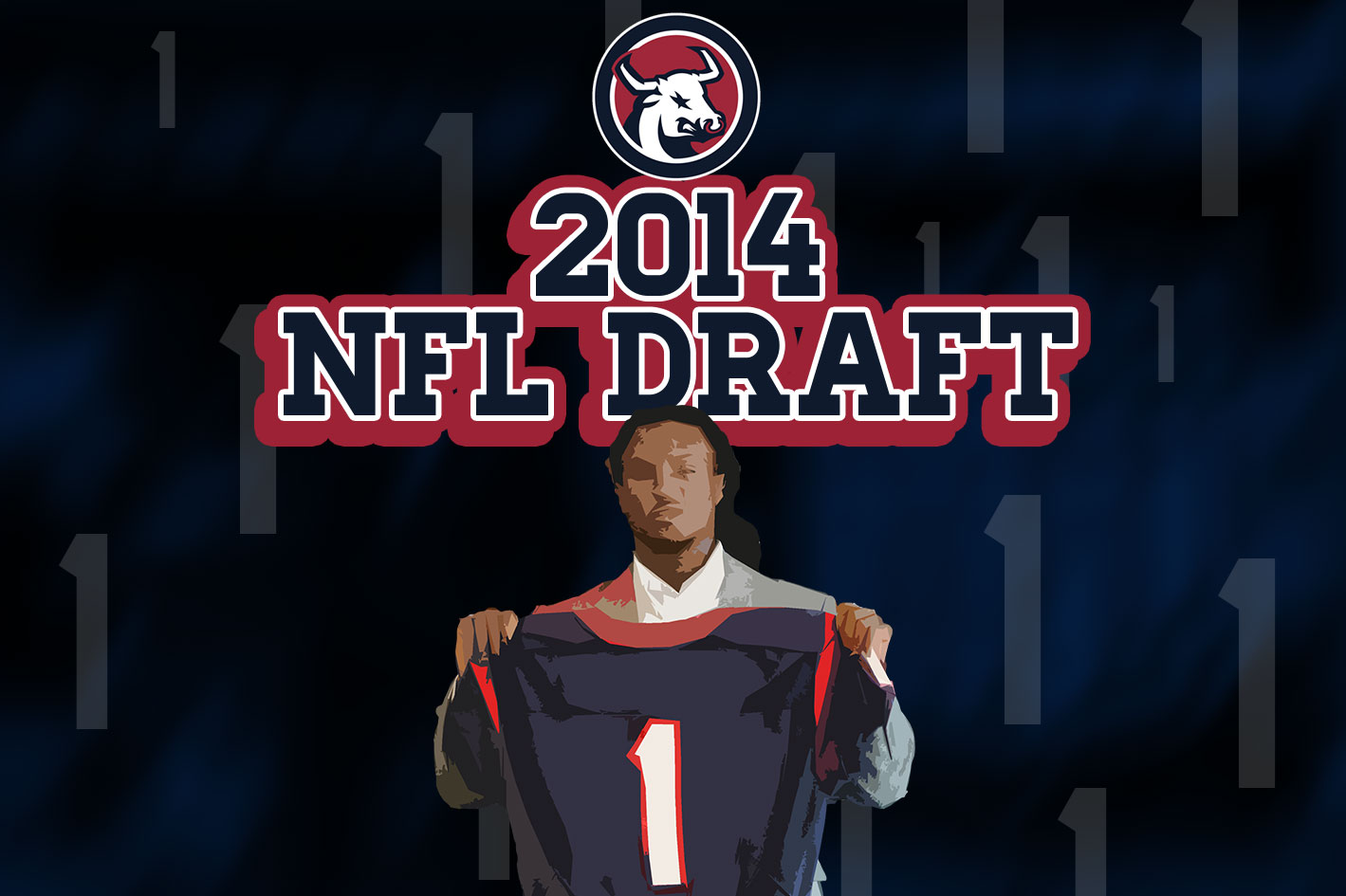 The third and final day of the 2014 NFL Draft is here.