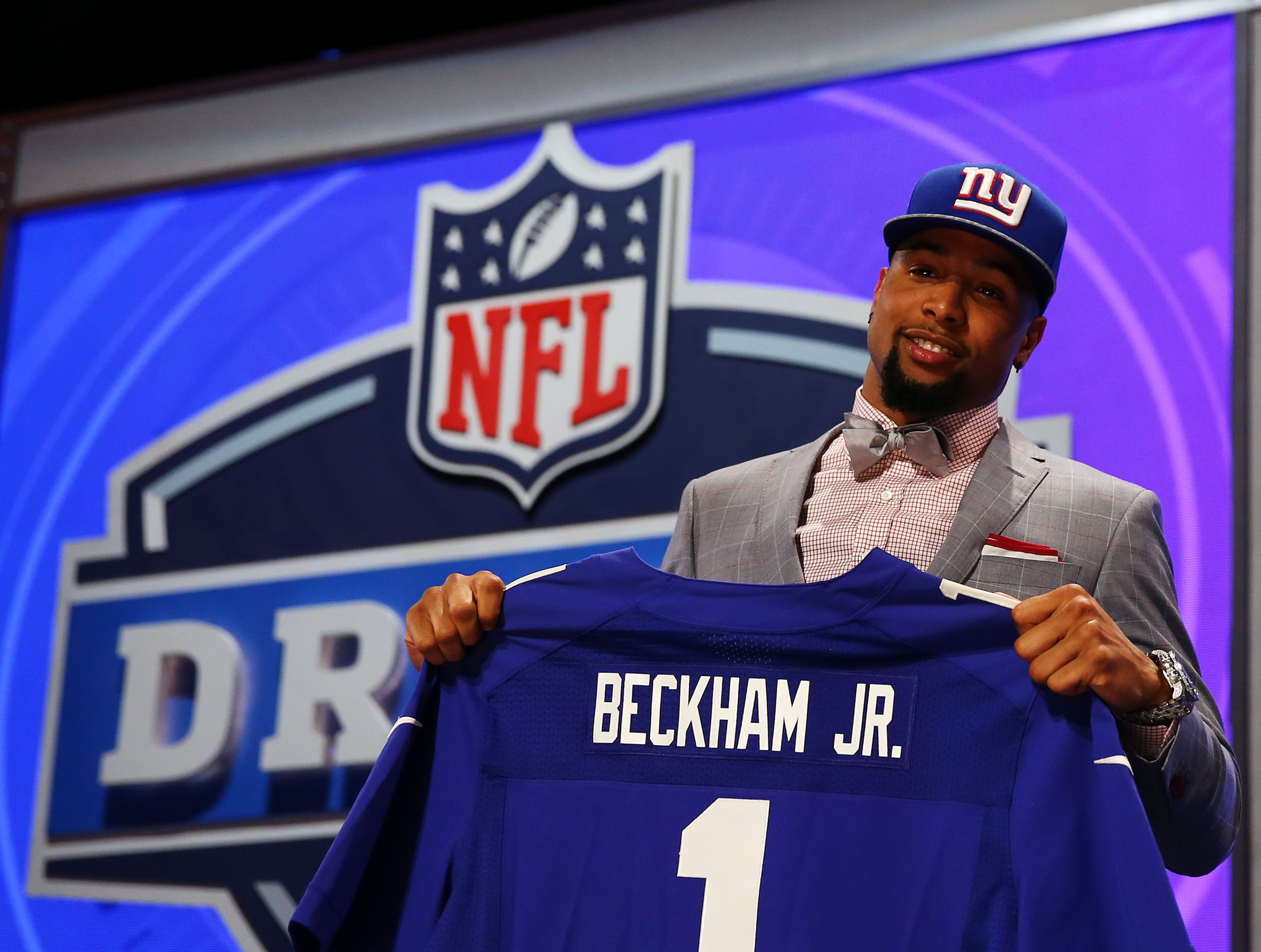 Odell Beckham Jr. 1st round pick. Who will be the picks on Day 3?