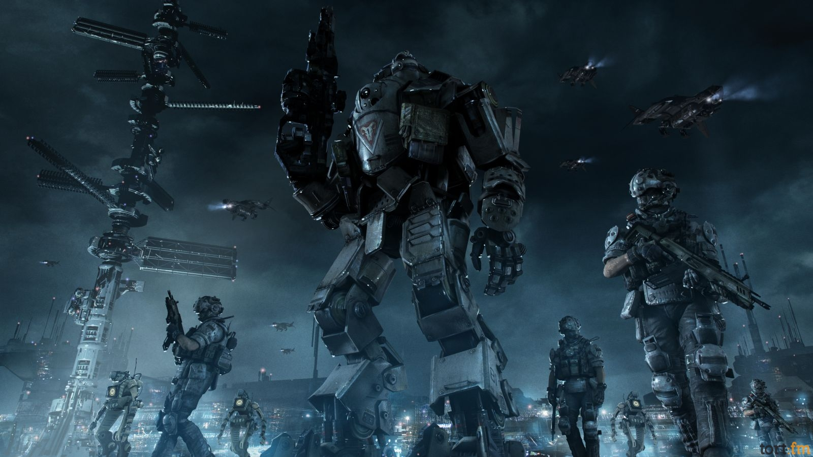 Titanfall on Xbox 360 gets Expedition DLC in June