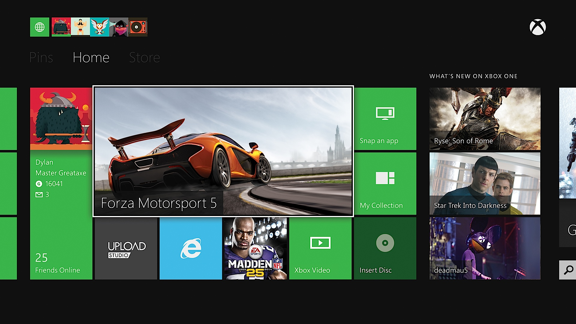 In light of Kinect-less Xbox One, interface changes in the works