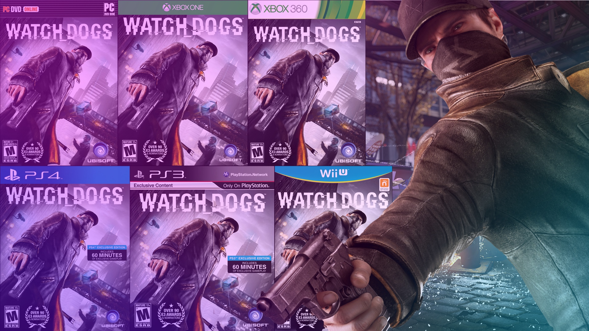 Watch Dogs special editions total $1,240, but do you really need that hat?