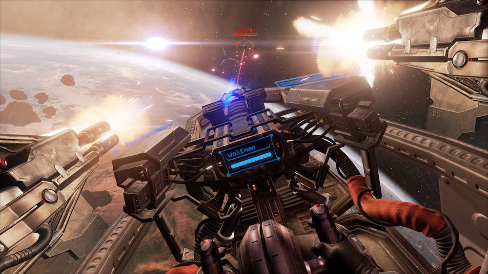 When you die in VR, you could get sick in real life: The challenges of Eve: Valkyrie