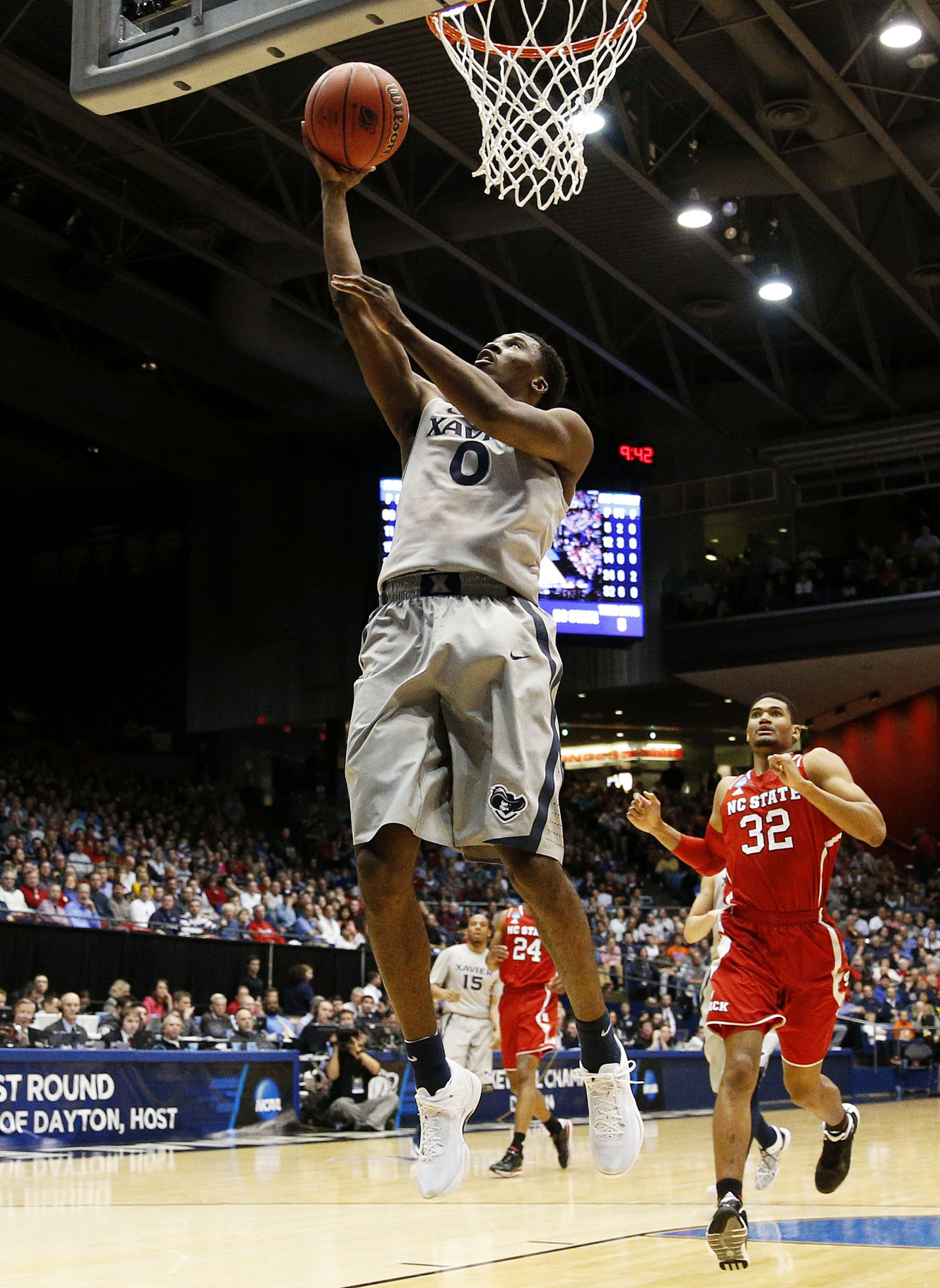 Will Semaj be doing this at the combine? I have no idea.