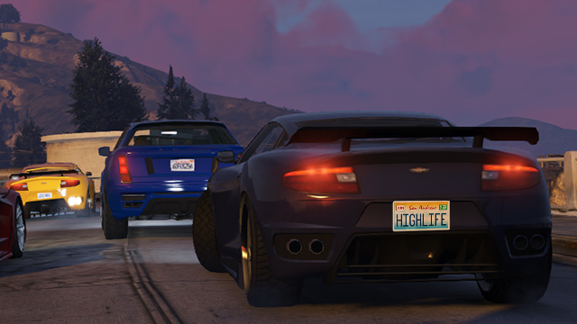 Grand Theft Auto Online's High Life Event kicks off this weekend