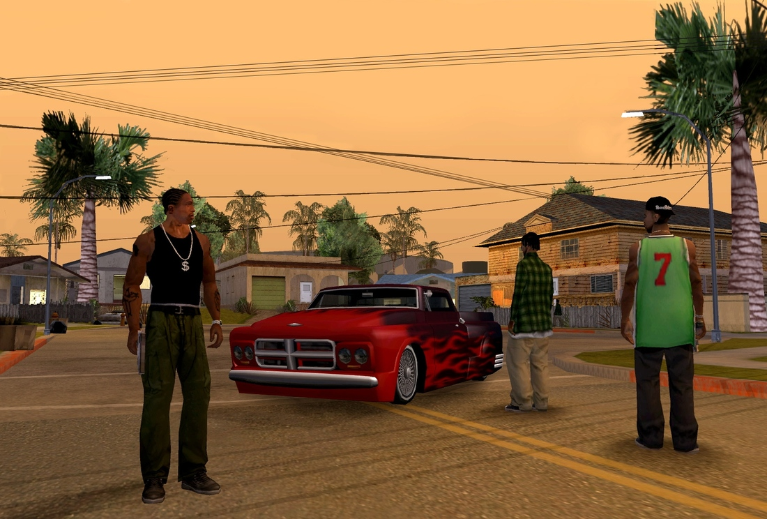 Grand Theft Auto trilogy launches for Amazon Fire TV, Kindle Fire