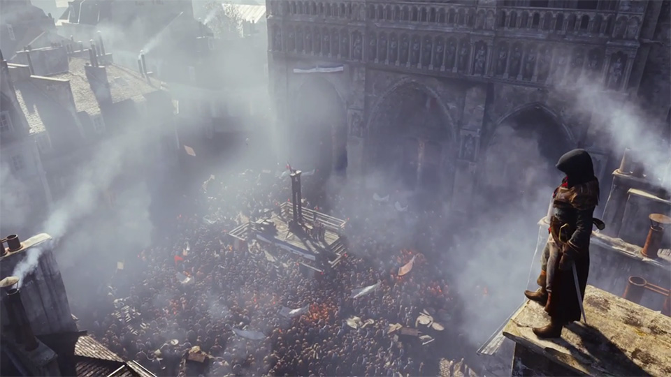 Ubisoft teases last-generation release of new Assassin's Creed game