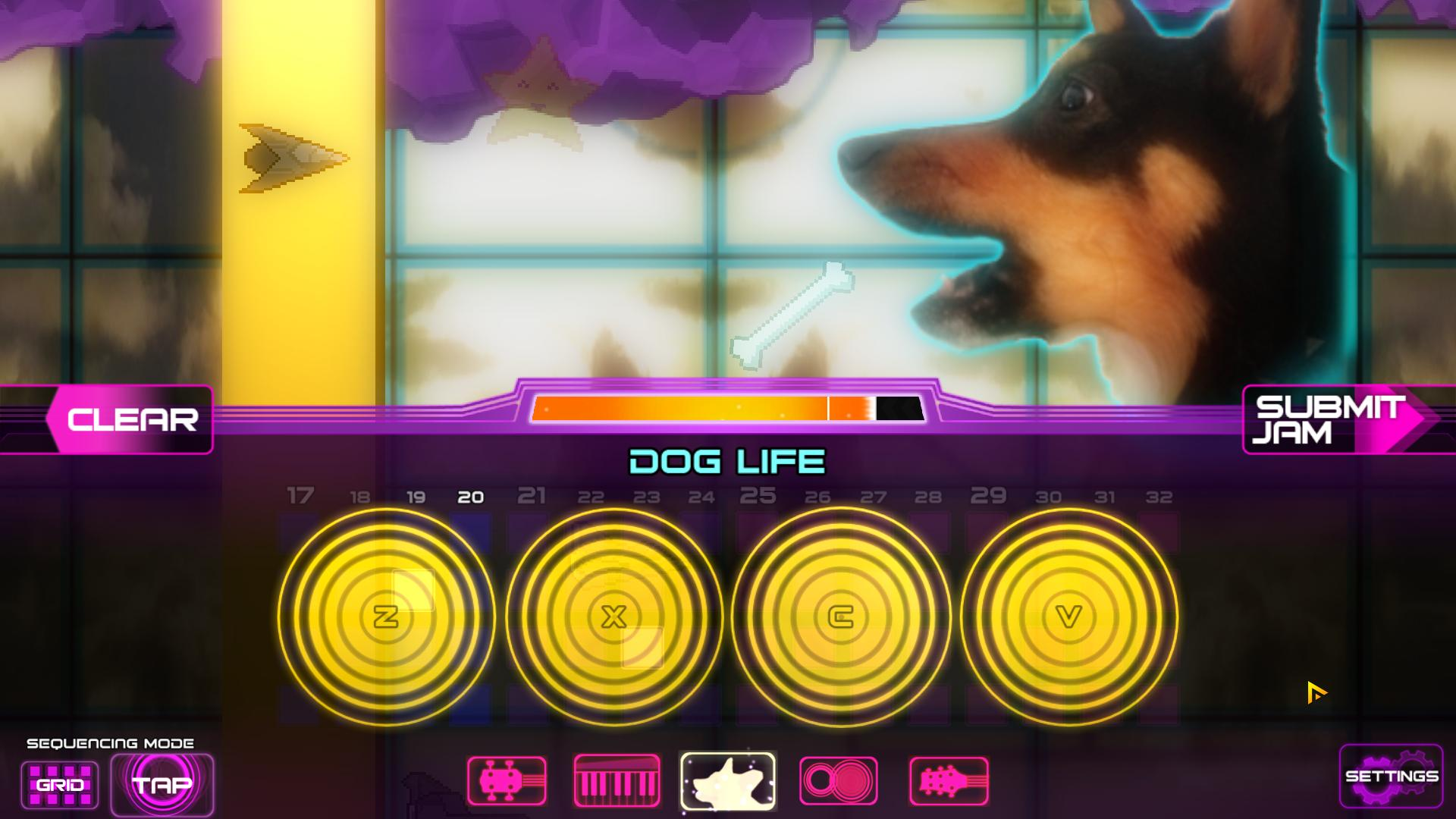 Cosmic DJ launches via Steam Early Access