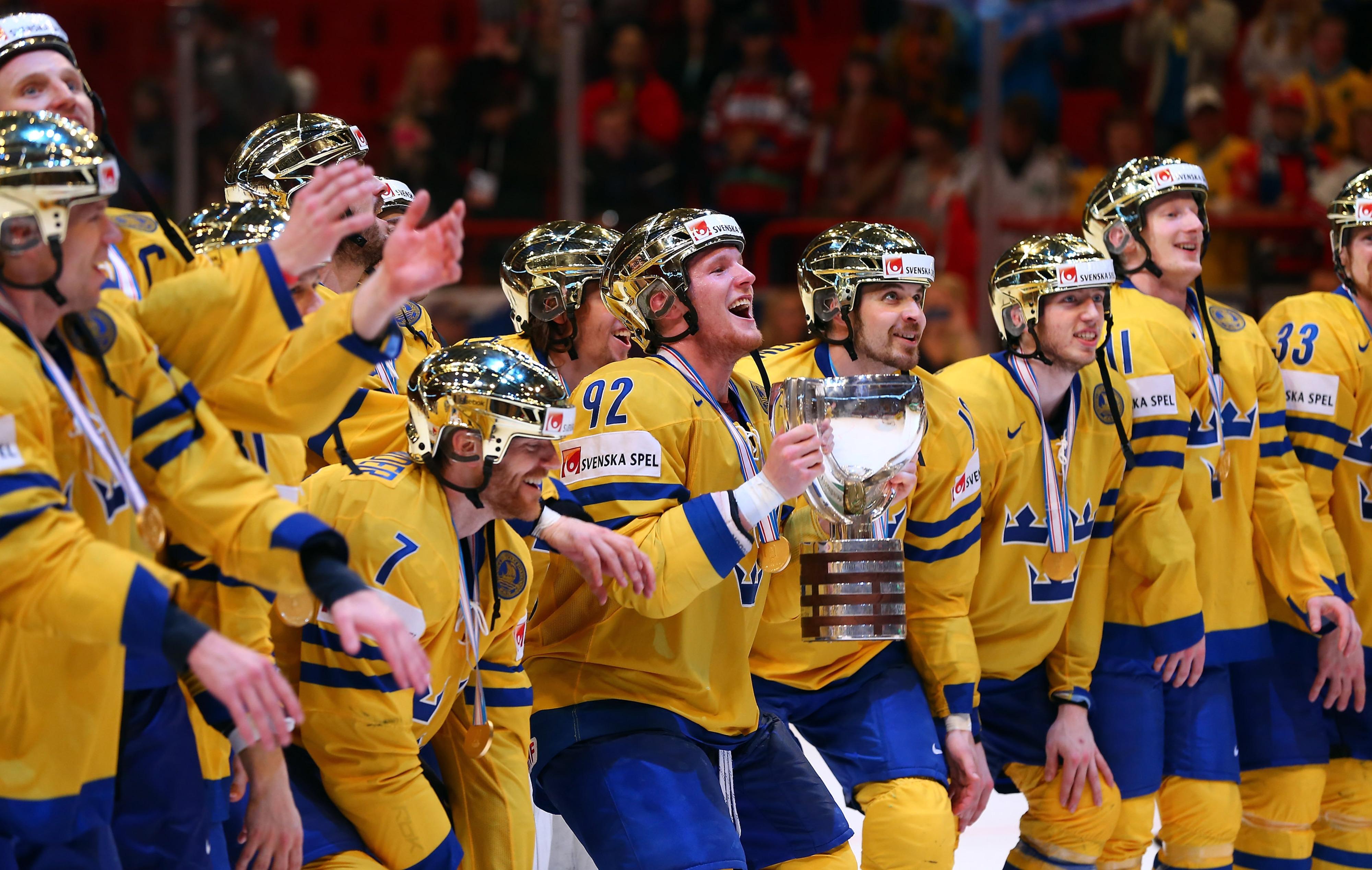 Yeah Sweden!