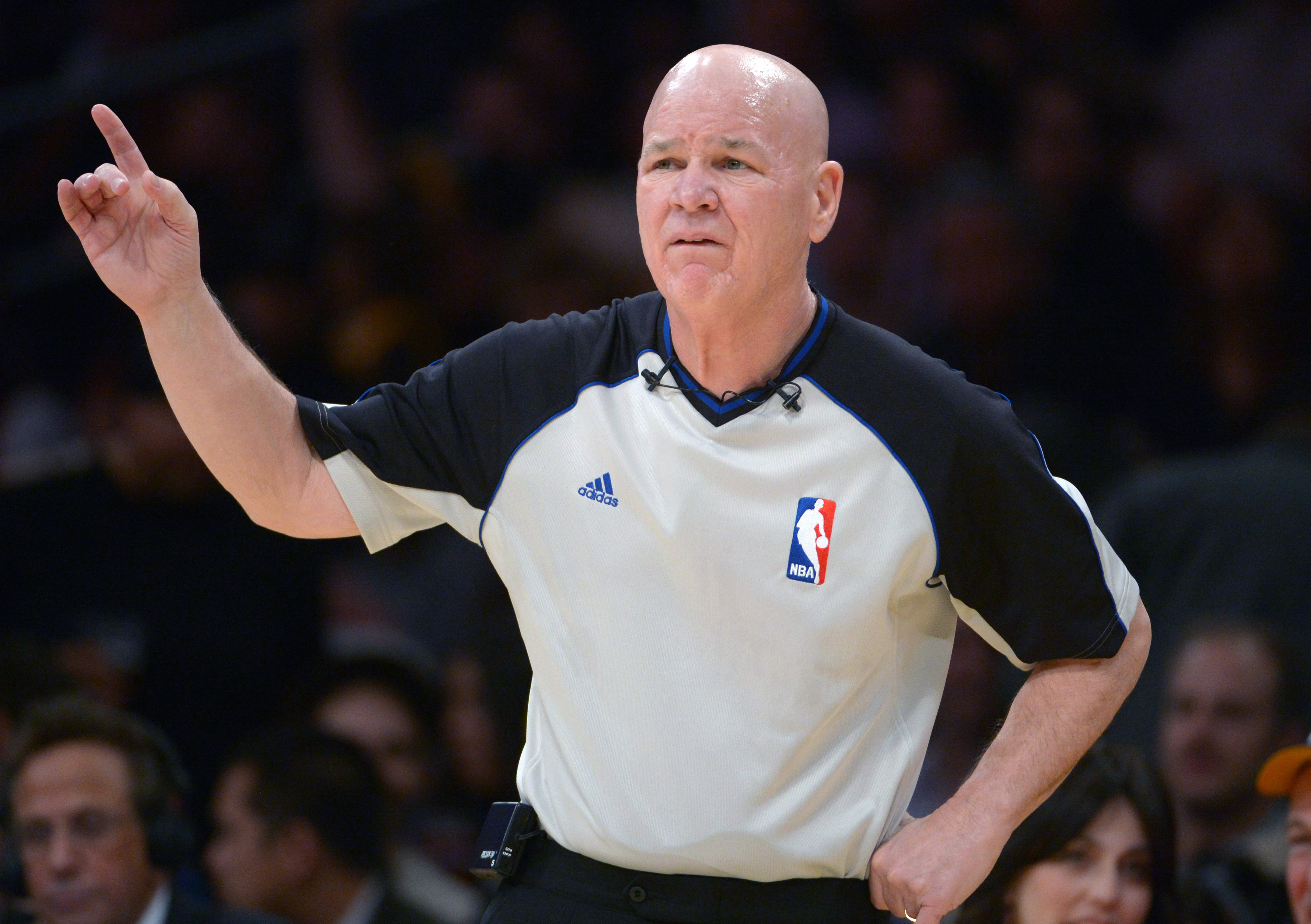 The time Tim Donaghy dropped Joey Crawford with a punch