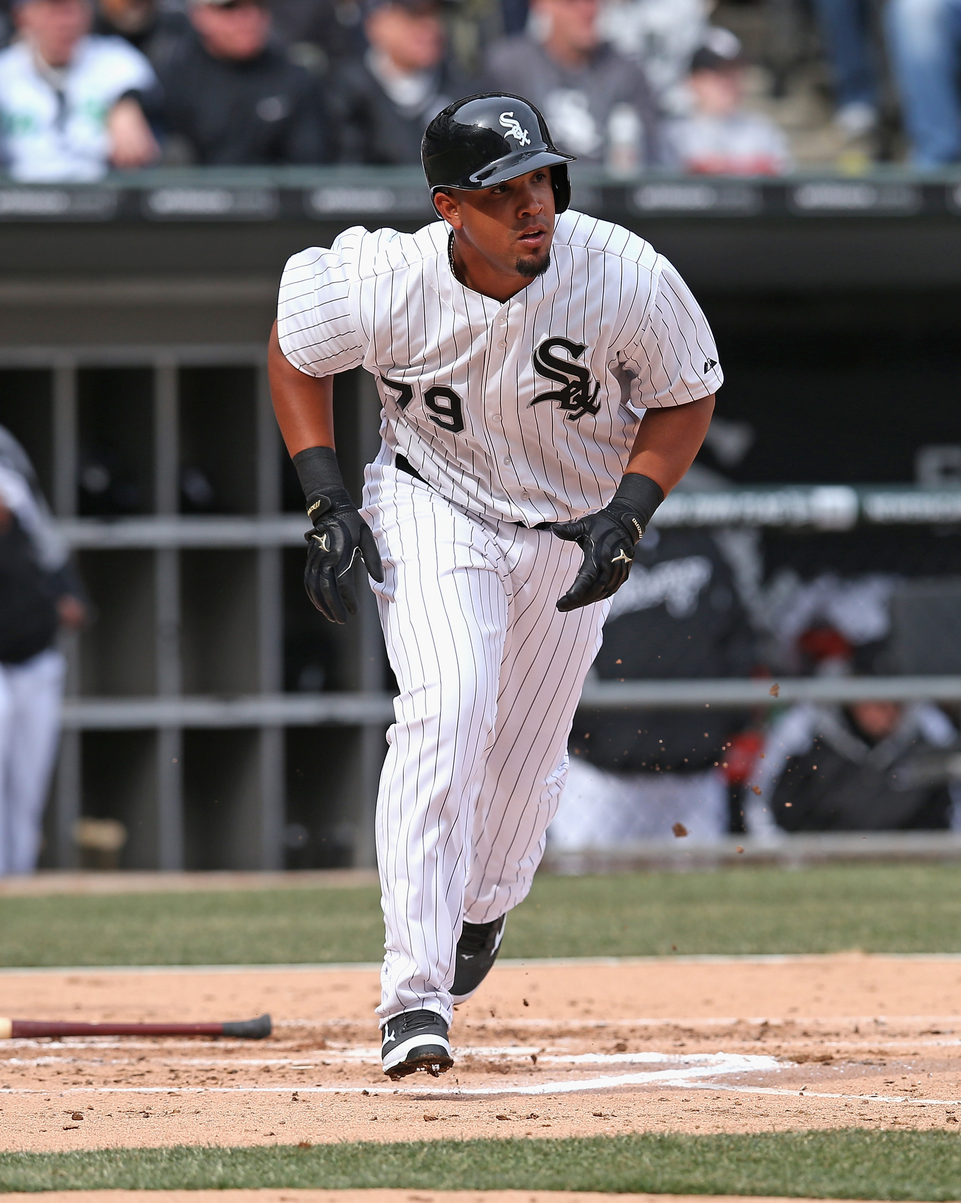 What Jose Abreu's injury means for the White Sox