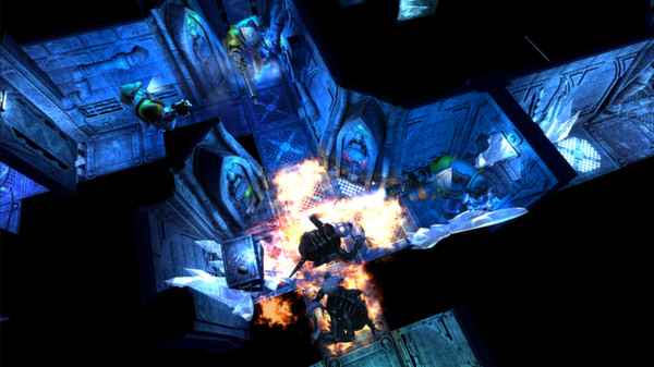 Space Hulk gets new cooperative mode with latest patch