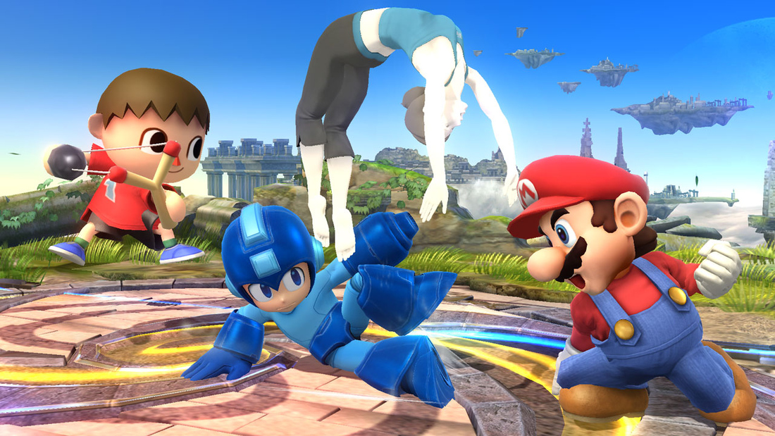 Nintendo's Super Smash Bros. E3 tournament detailed
