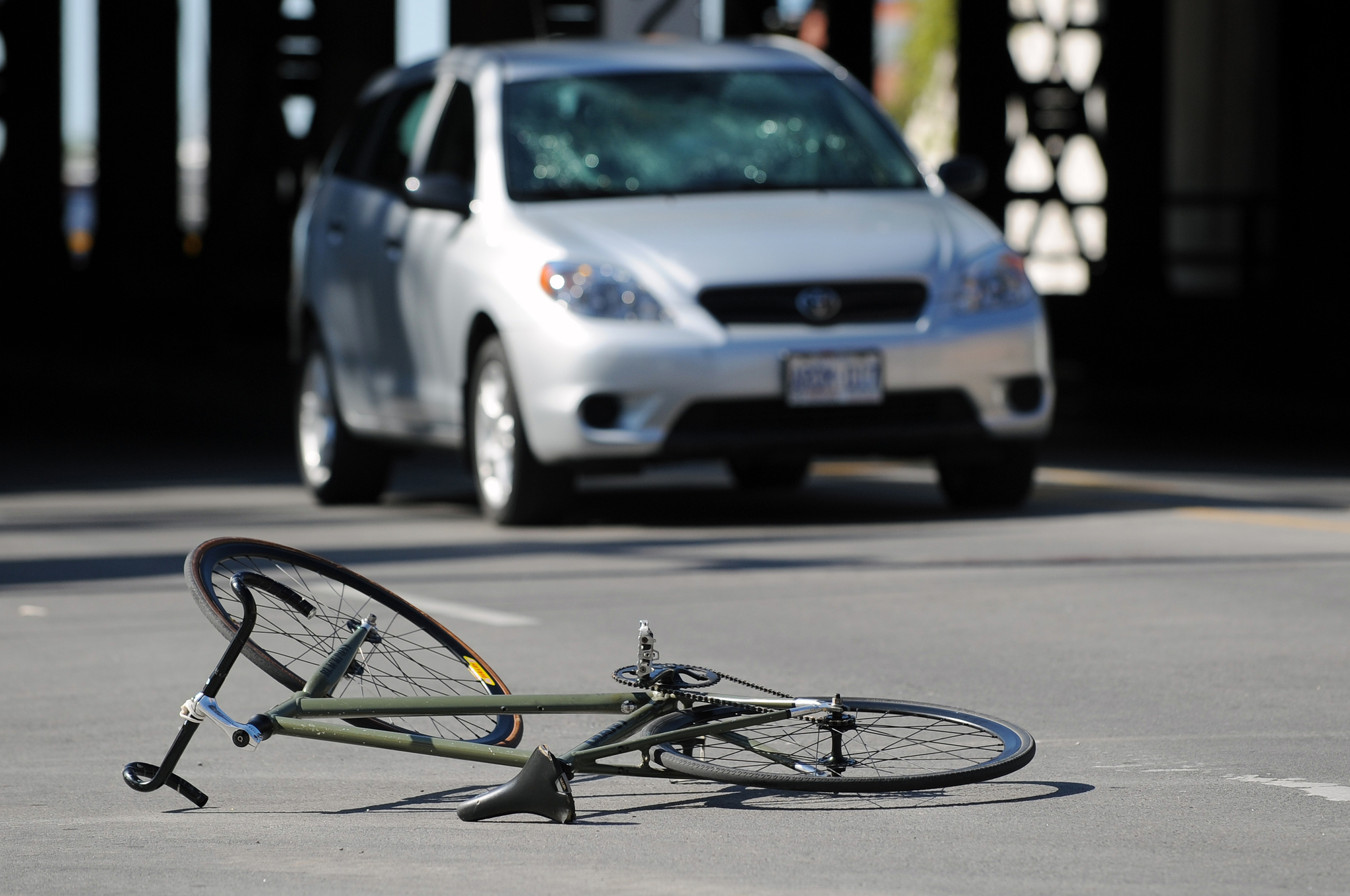 How and why bicycle deaths happen in the US