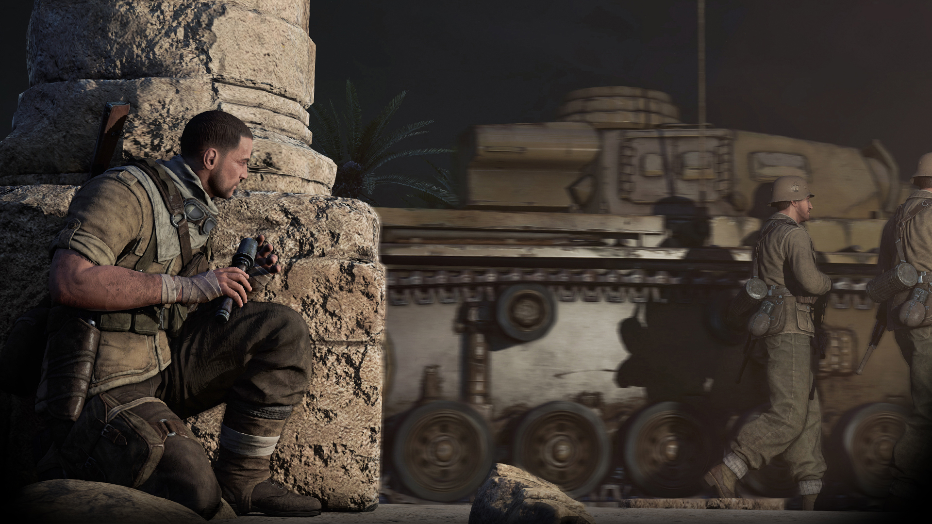 How Sniper Elite 3's multiplayer enforces 'meaningful teamplay'