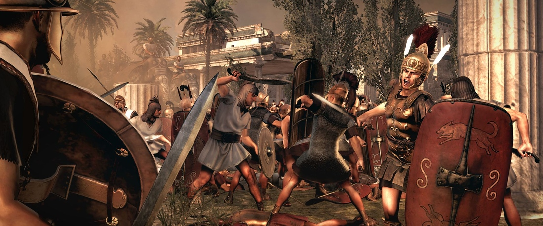 Total War: Rome 2 is getting new Pirates and Raiders DLC