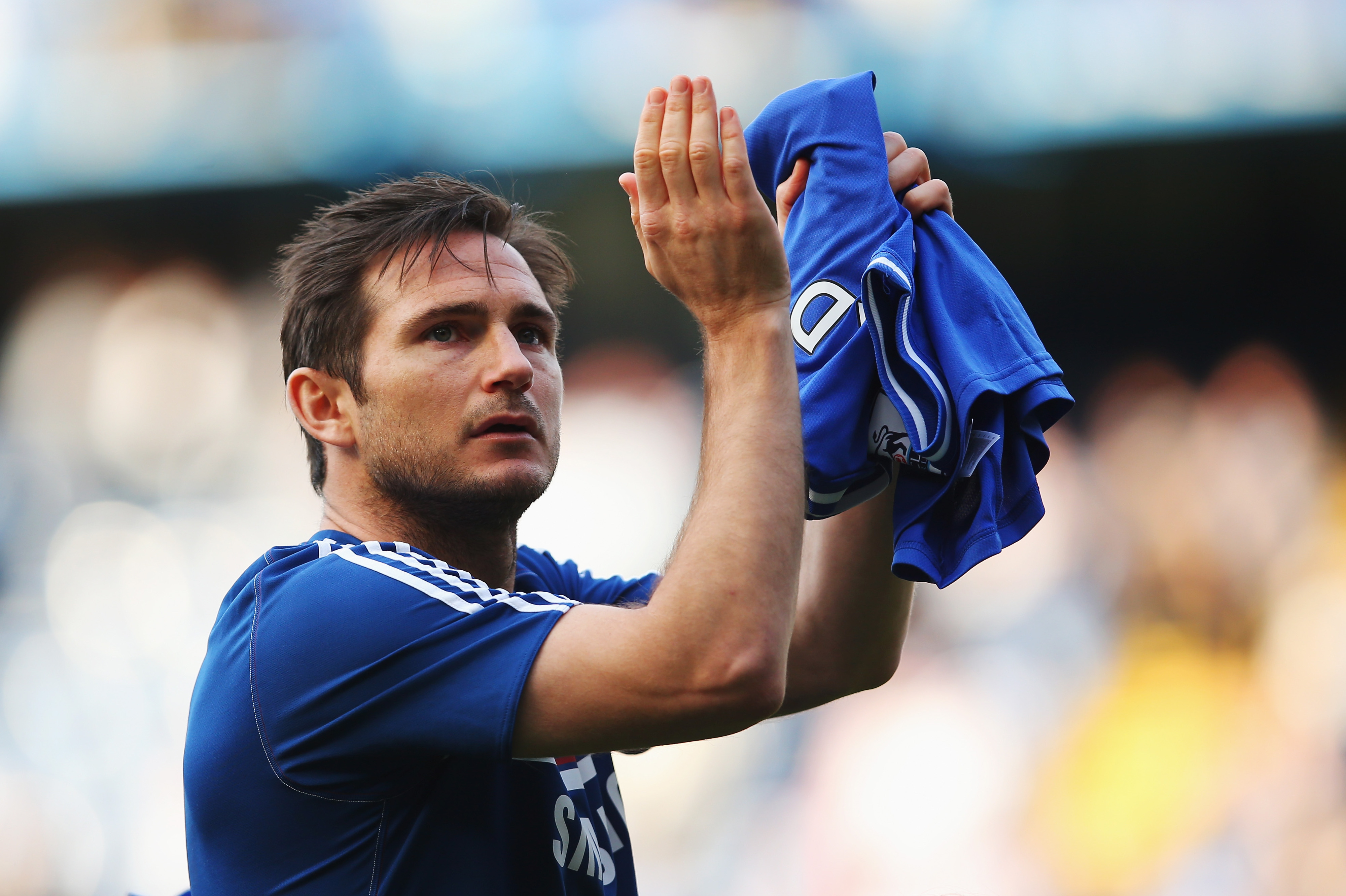 Frank Lampard and Ashley Cole on the Premier League's released list