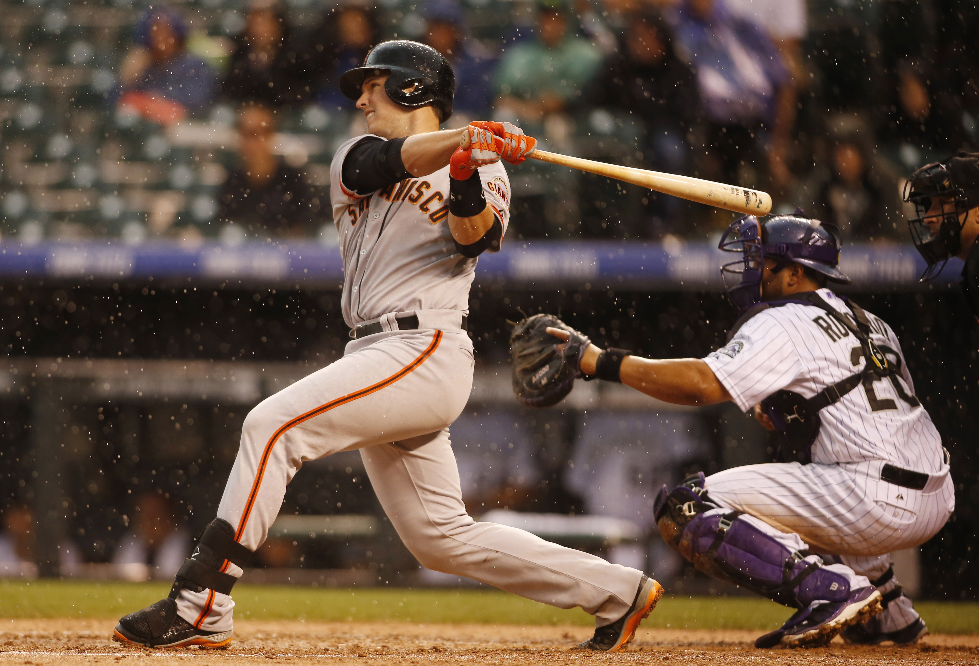 Why judge a swing like this with batting average?