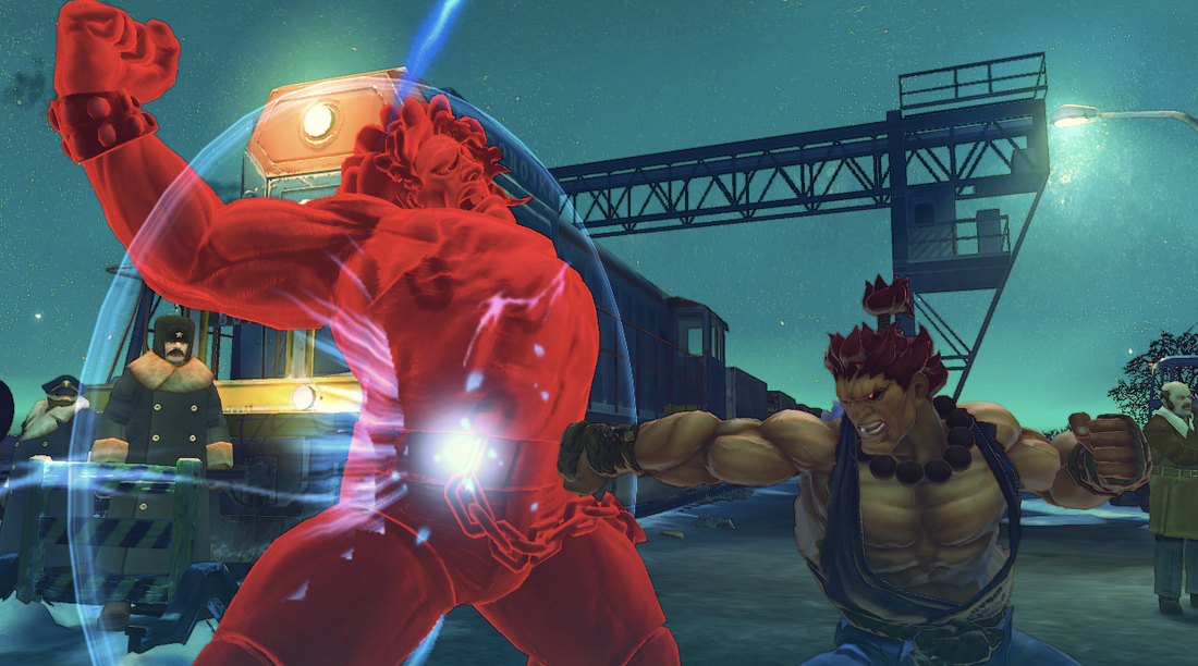 Ultra Street Fighter 4 upgrade won't include trials for new characters at launch, says Capcom