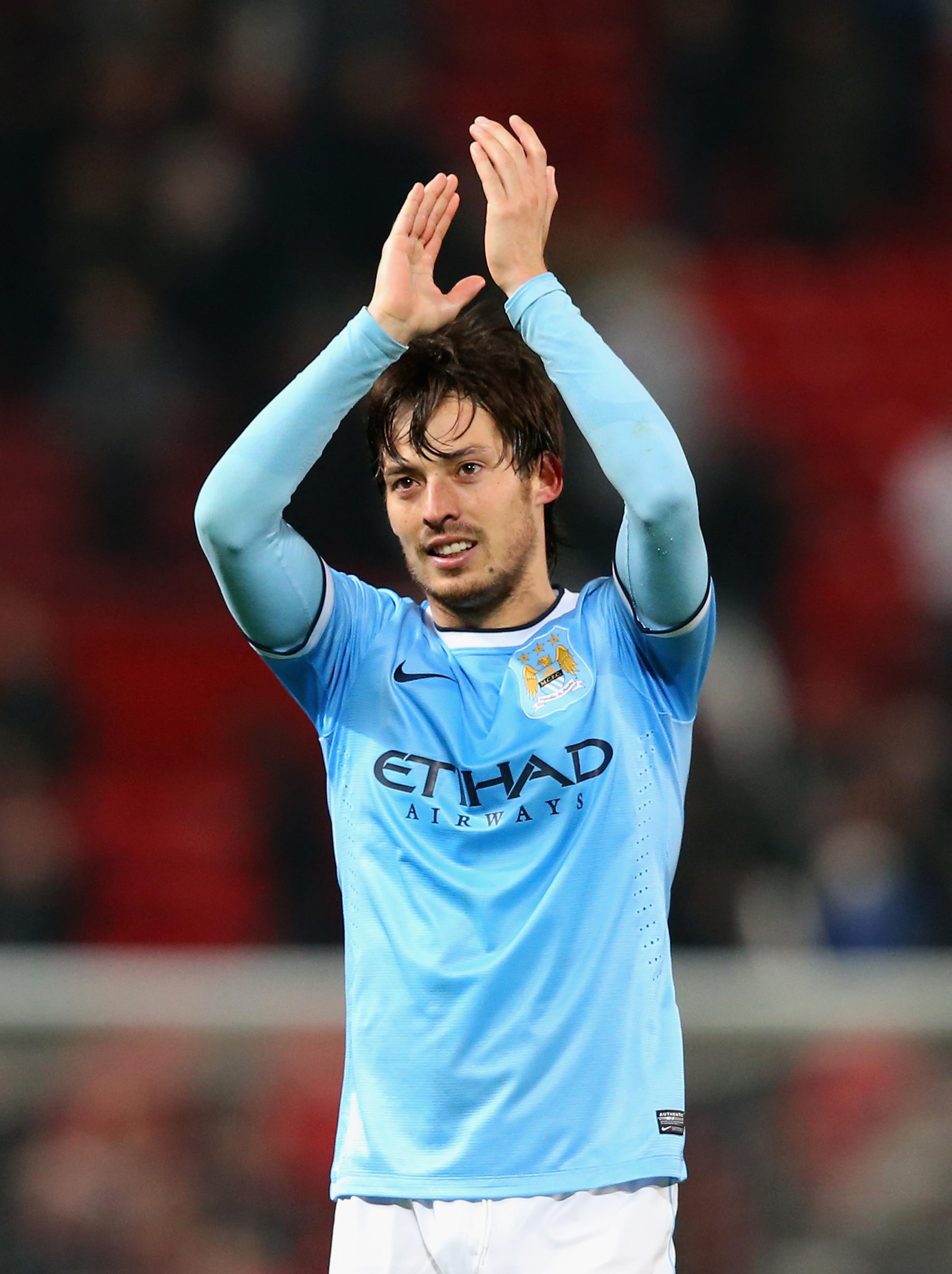 David Silva, aka City's Merlin