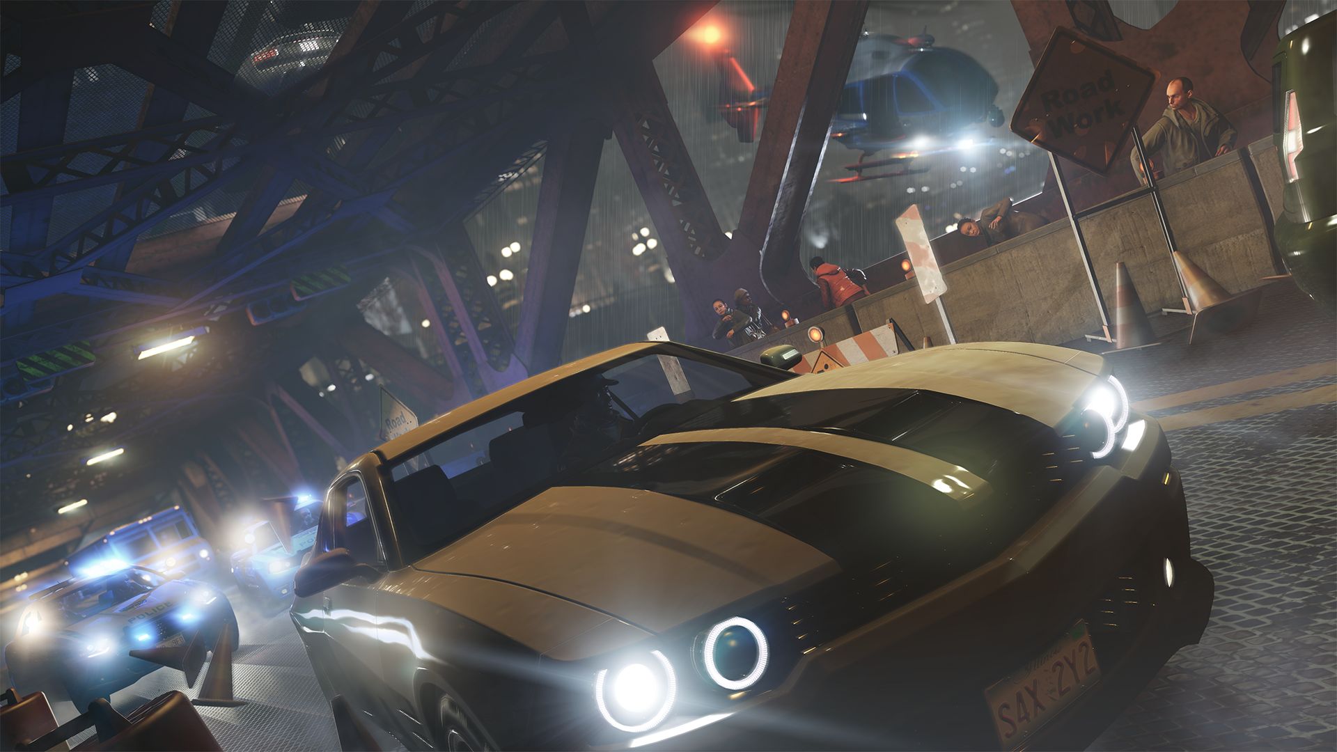Watch Dogs' ctOS Mobile app lets you call in helicopter-based snipers May 27