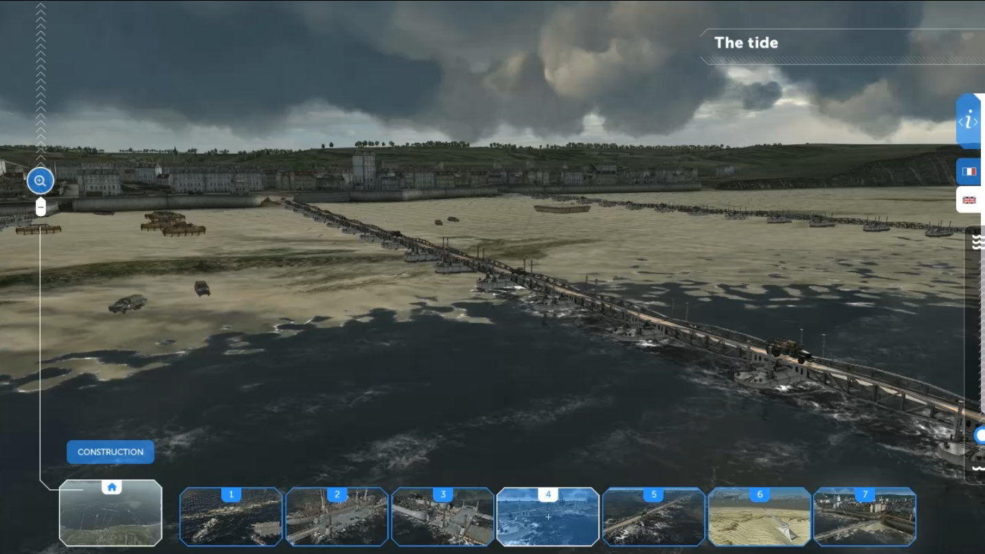 Engineers recreate D-Day relics for Oculus Rift