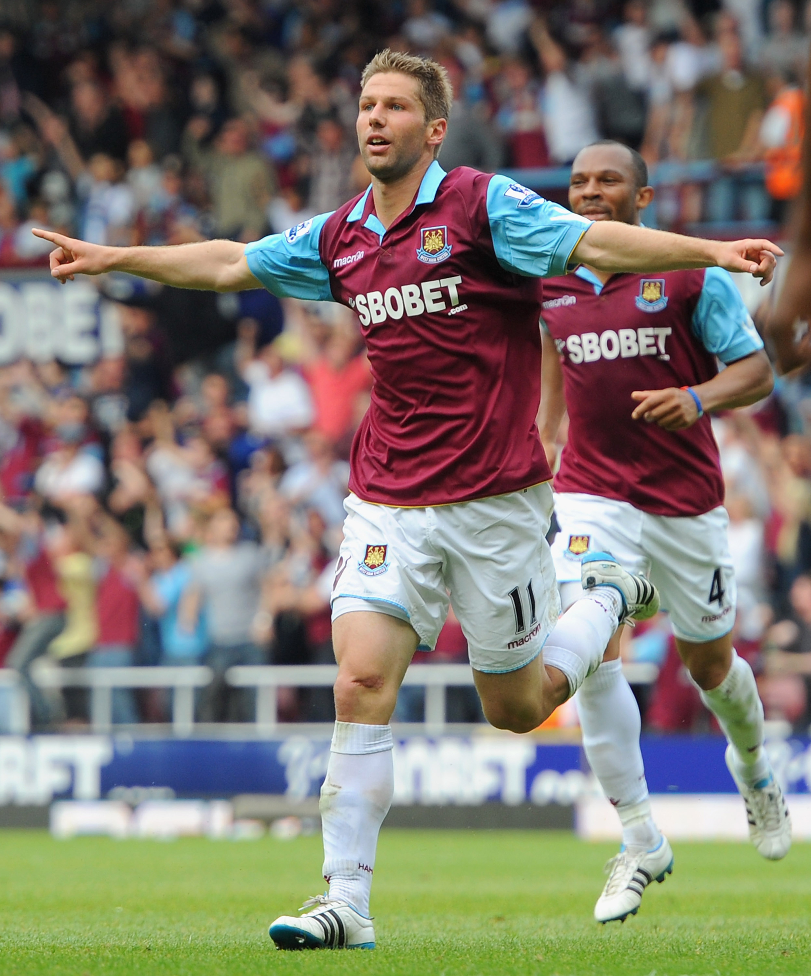 Thomas Hitzlsperger was on the German World Cup team in 2006 before coming out as gay.
