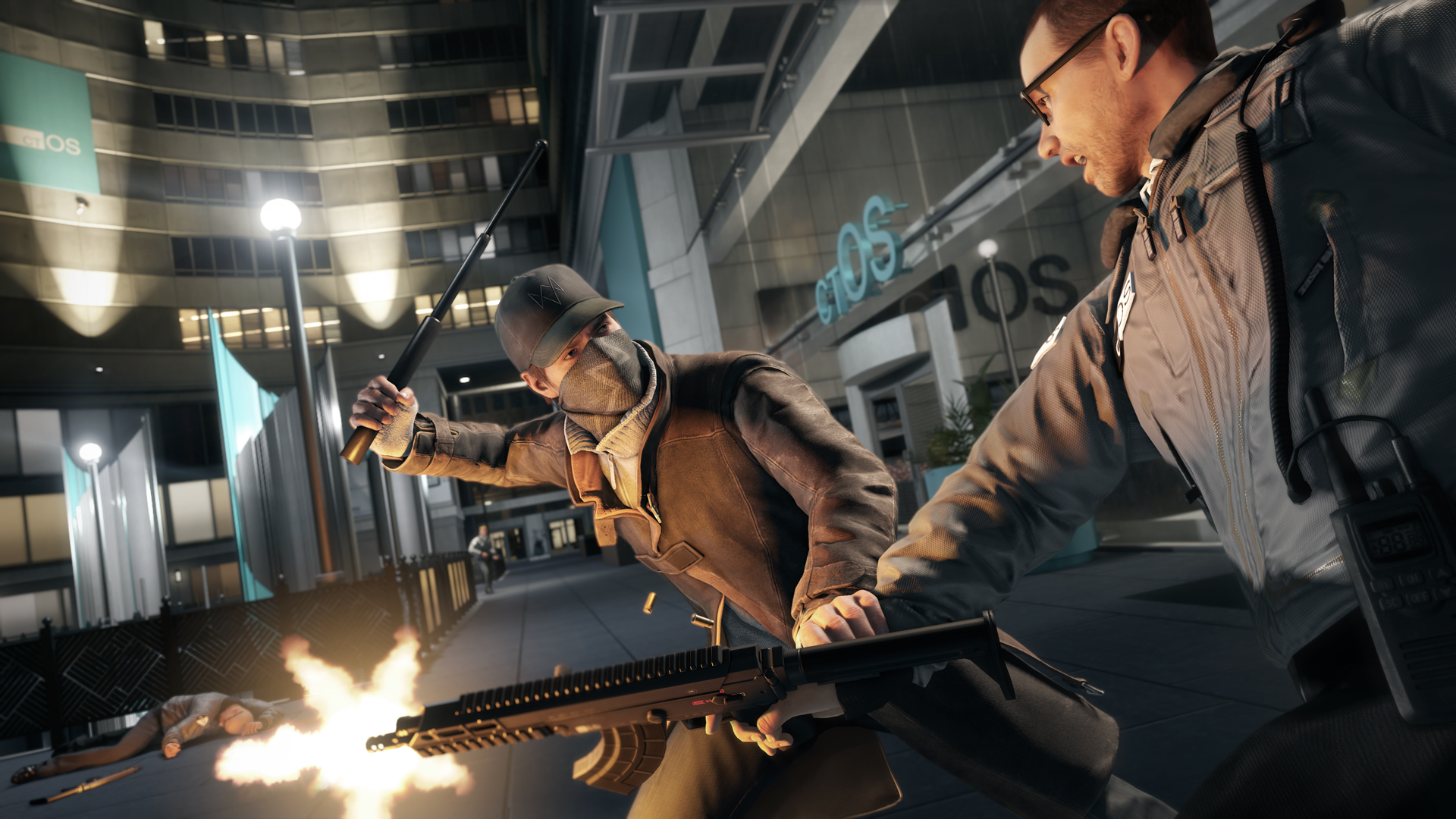 Watch Dogs promotion triggers bomb squad response to major publication