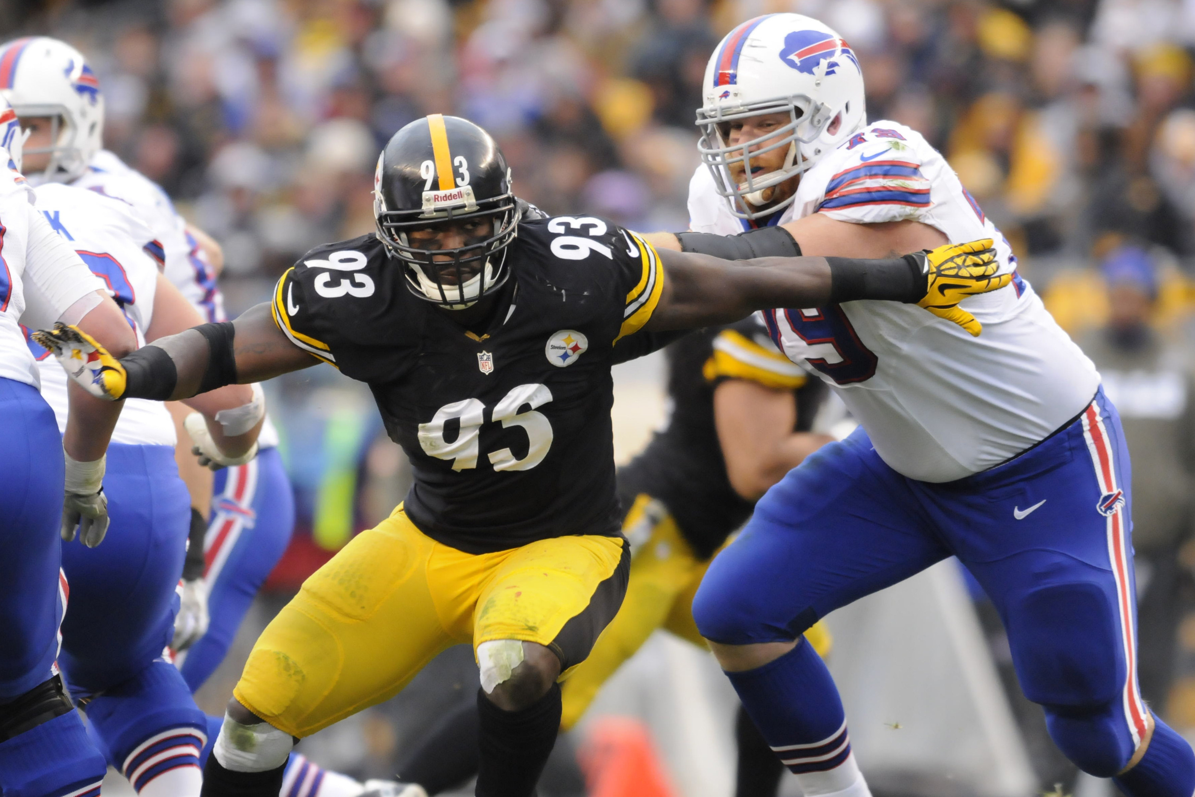 Jason Worilds, Steelers have had 'no productive talks' for potential long-term contract
