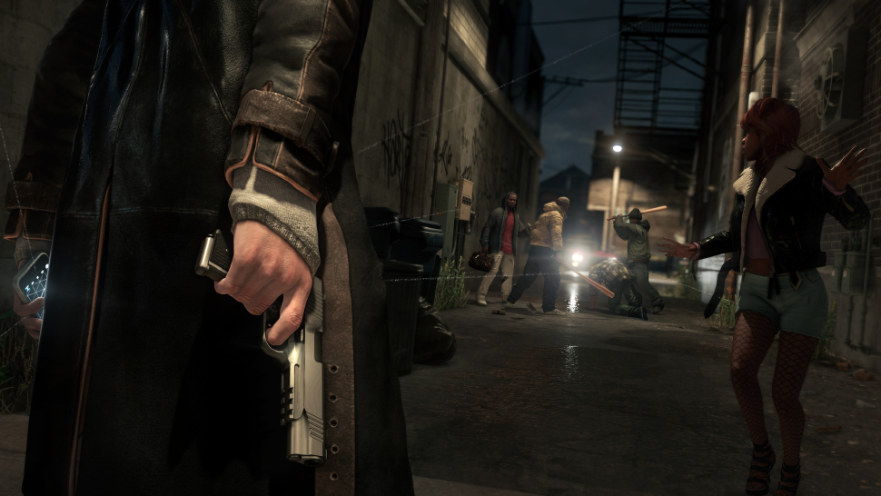 Watch Dogs is a hot mess on PC, stay away for now