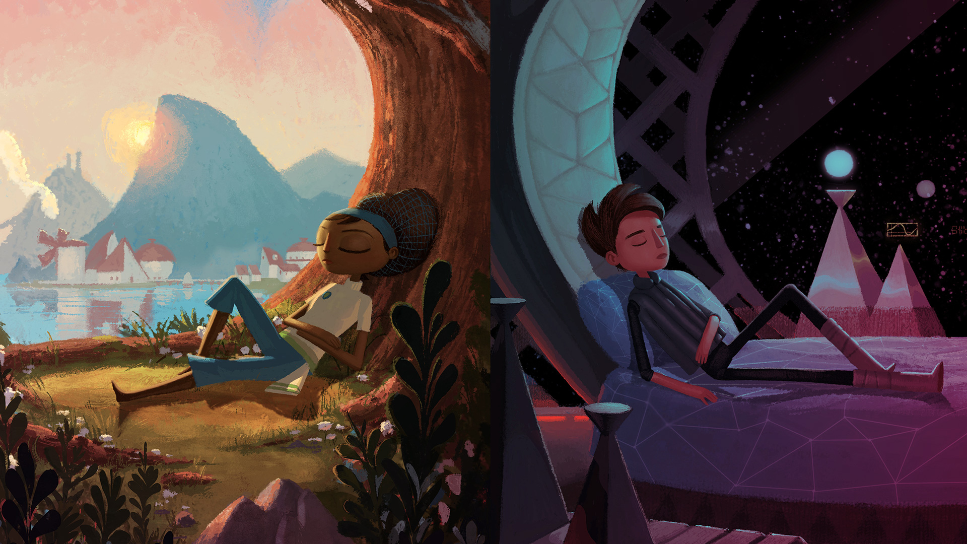 Broken Age's first act available on Ouya, Act 2 available to pre-order