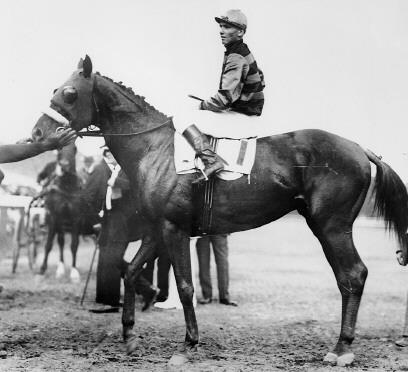 Sir Barton: America's first Triple Crown winner.