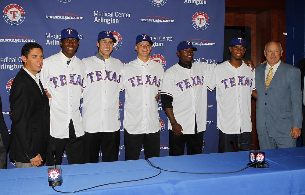 Five who signed