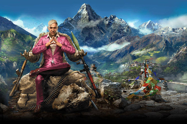 Far Cry 4, Assassin's Creed Unity and The Crew will have 'Hollywood-levels' of animation using Nvidia tech