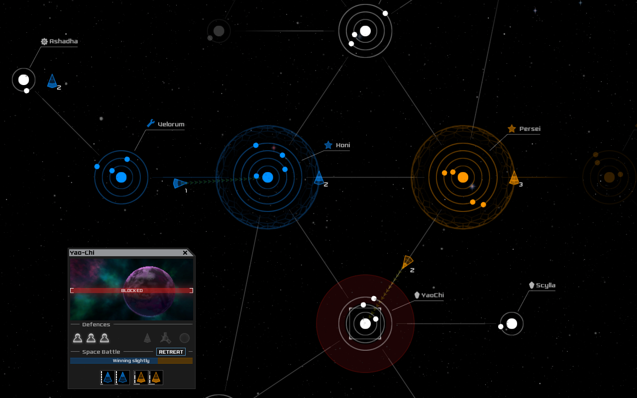 Space strategy game Spacecom coming to PC and mobile devices this year