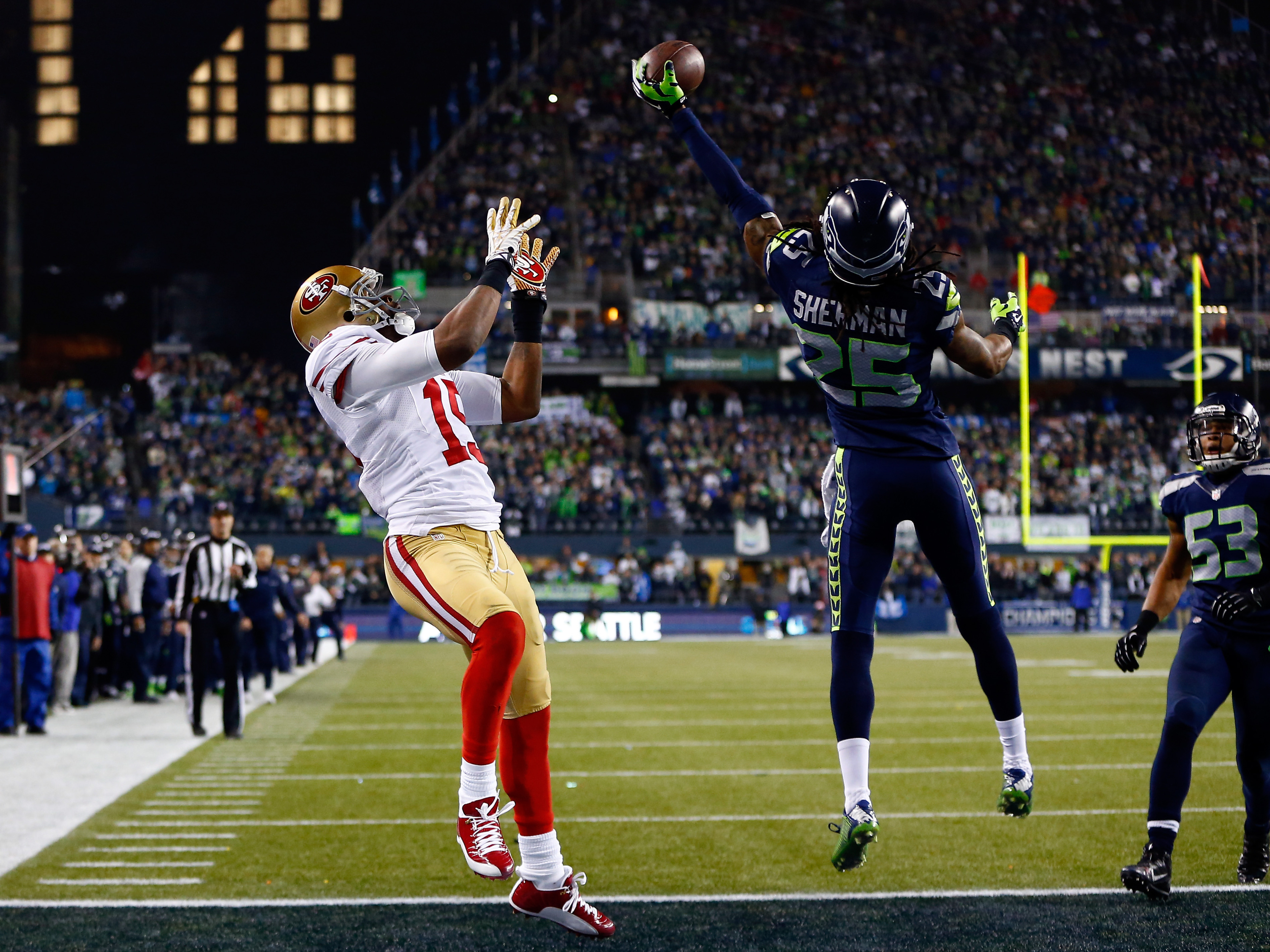 Richard Sherman wins 'Madden NFL 15' cover vote
