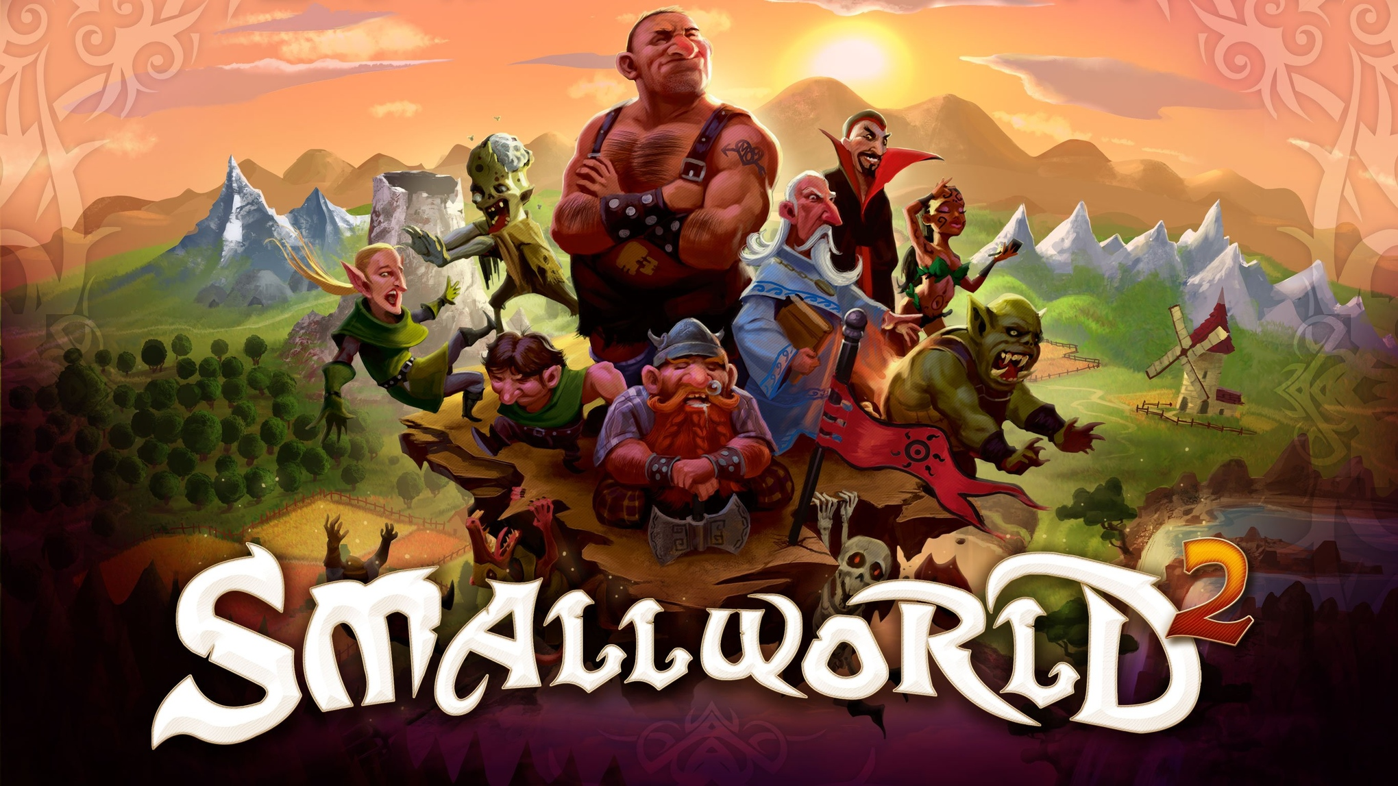 Small World 2 is bringing Tournament Style updates to Mac, Android and Steam