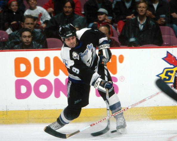 You may not associate #9 with Brian Holzinger, but he filled a role during a trying era in Lightning team history.